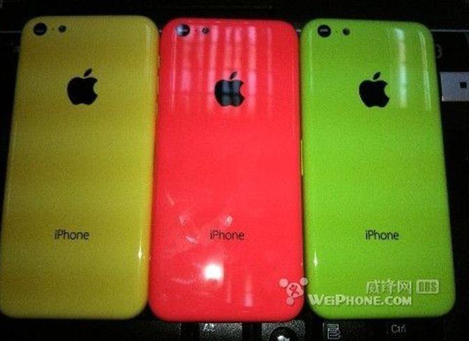 Apple presentó el nuevo iPhone 5S y su versión »low cost» 5C con el sistema de sensor dactilar