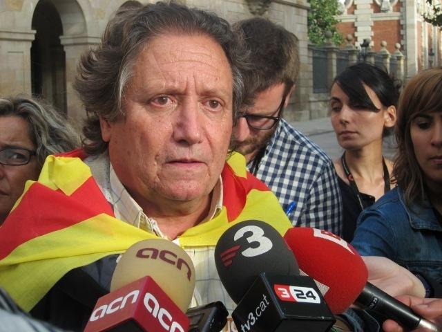 Bosch (ICV-EUiA) pide al Parlament estar «a la altura» y dirigir el 'derecho a decidir'