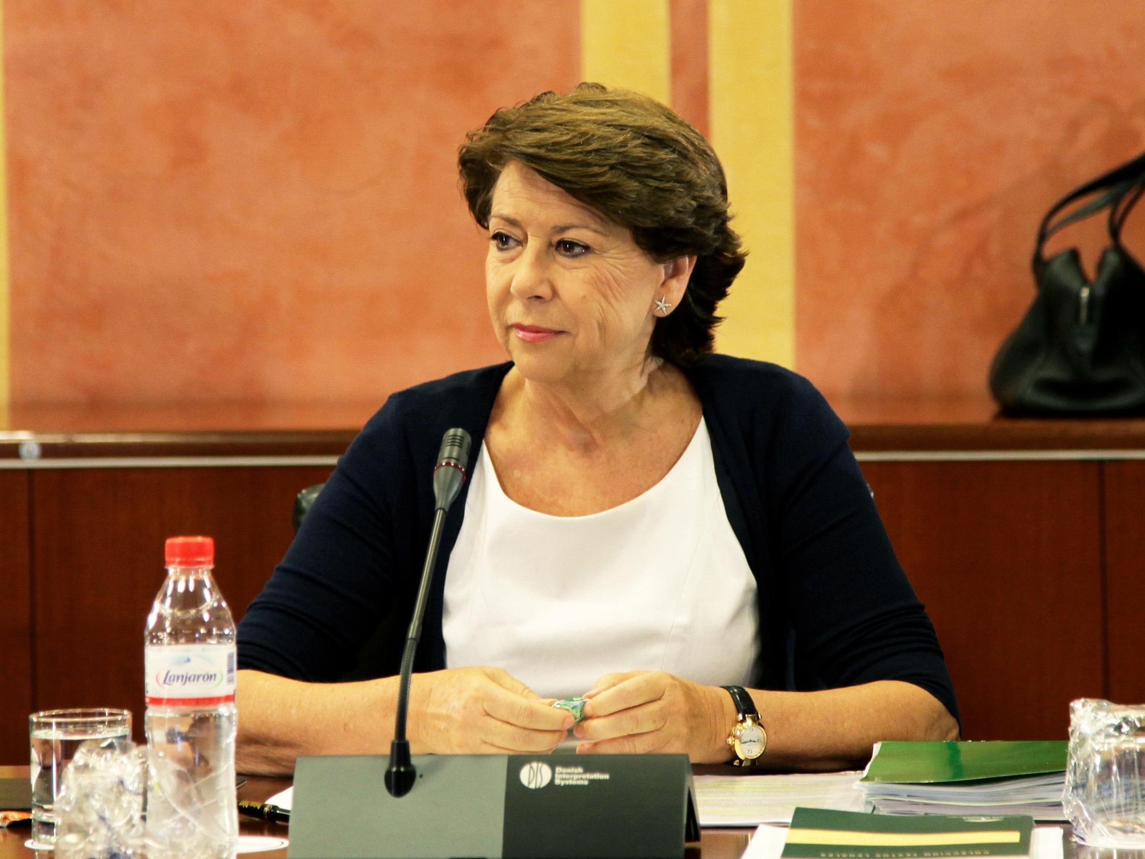 Magdalena Álvarez pide a la Audiencia anular el auto de imputación pues los delitos habrían «prescrito»