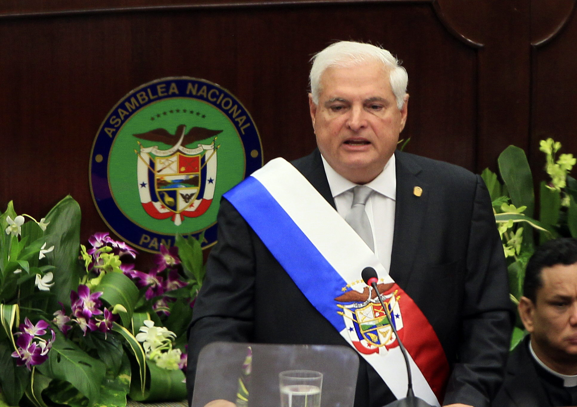 Martinelli acusa a Nicaragua de querer apropiarse de aguas panameñas