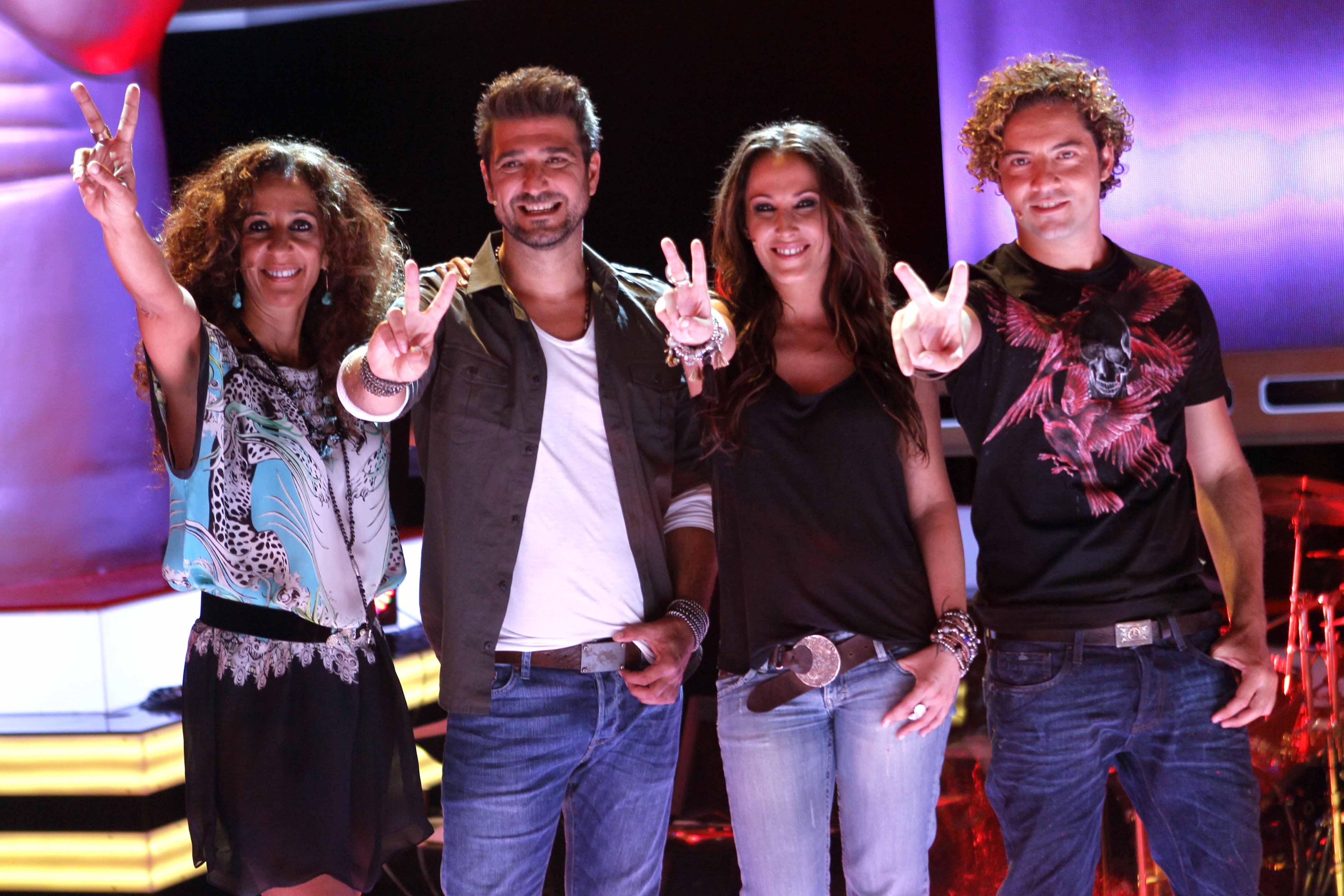 'La Voz 2' pondrá de moda los 'knockouts'