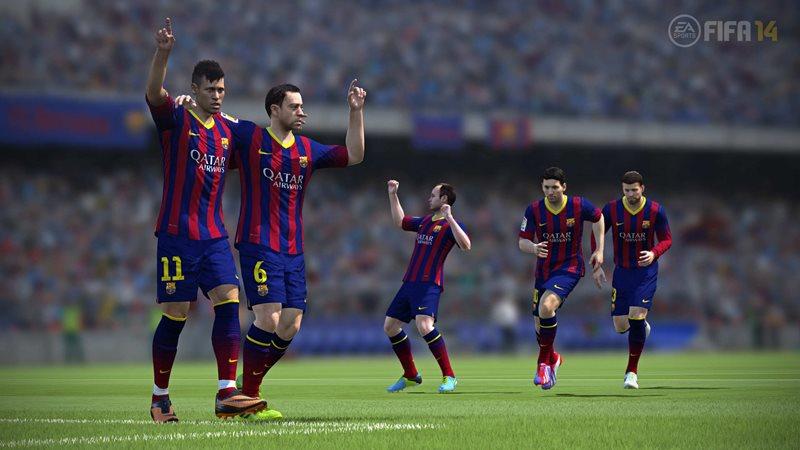 La demo de FIFA 14 ya está disponible y el juego saldrá el 26 de septiembre