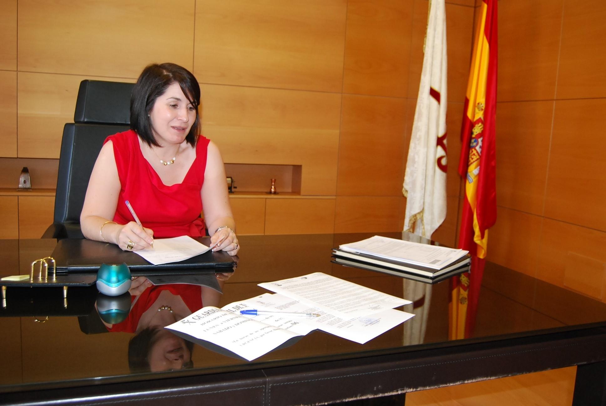 Alcaldesa Totana dice, sobre su imputación, que cuando se produjeron los hechos «ni estaba ni se me esperaba»