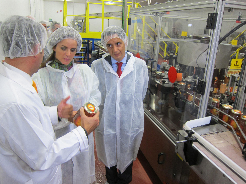 Aldeatejada (Salamanca) cuenta con la mayor planta de envasado de miel de España