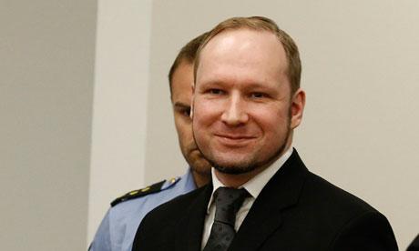 La Universidad de Oslo al final permitirá a Breivik estudiar Políticas desde la cárcel