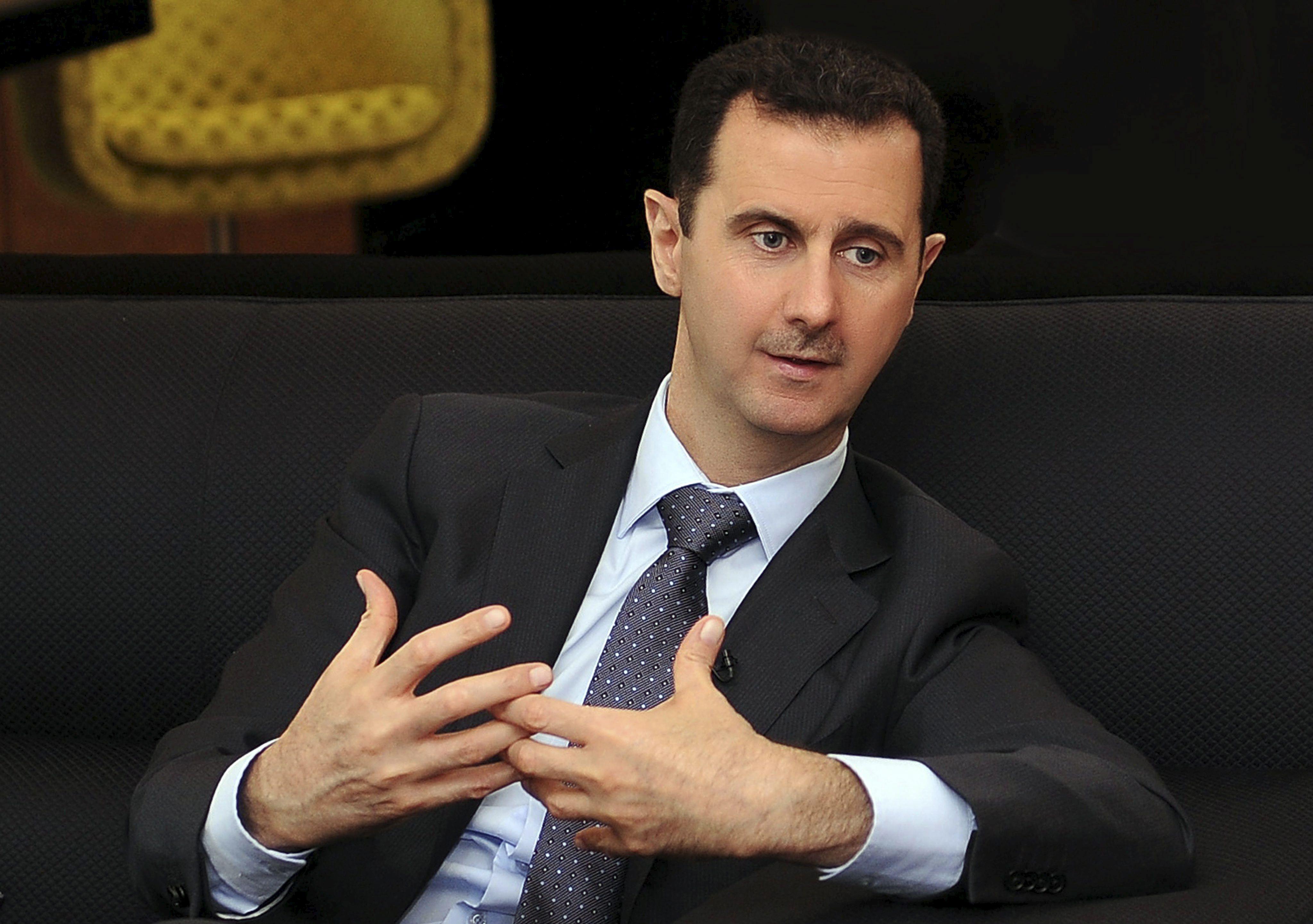 Asad afirma que el incidente del 21 de agosto fue una provocación de EEUU