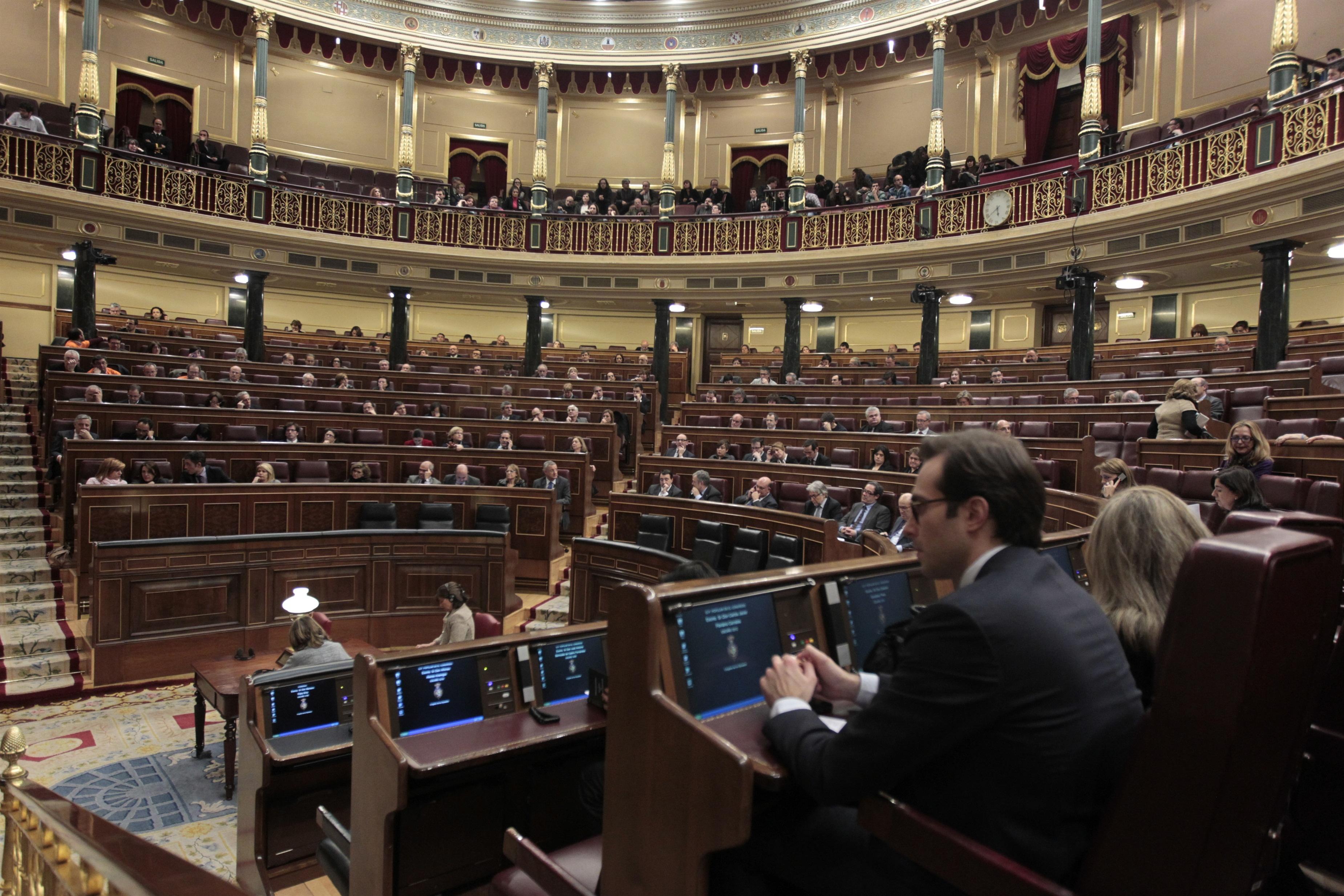 El Congreso aprueba hoy la Ley de Transparencia con el »no» del PSOE y la envía al Senado tras un año en la Cámara
