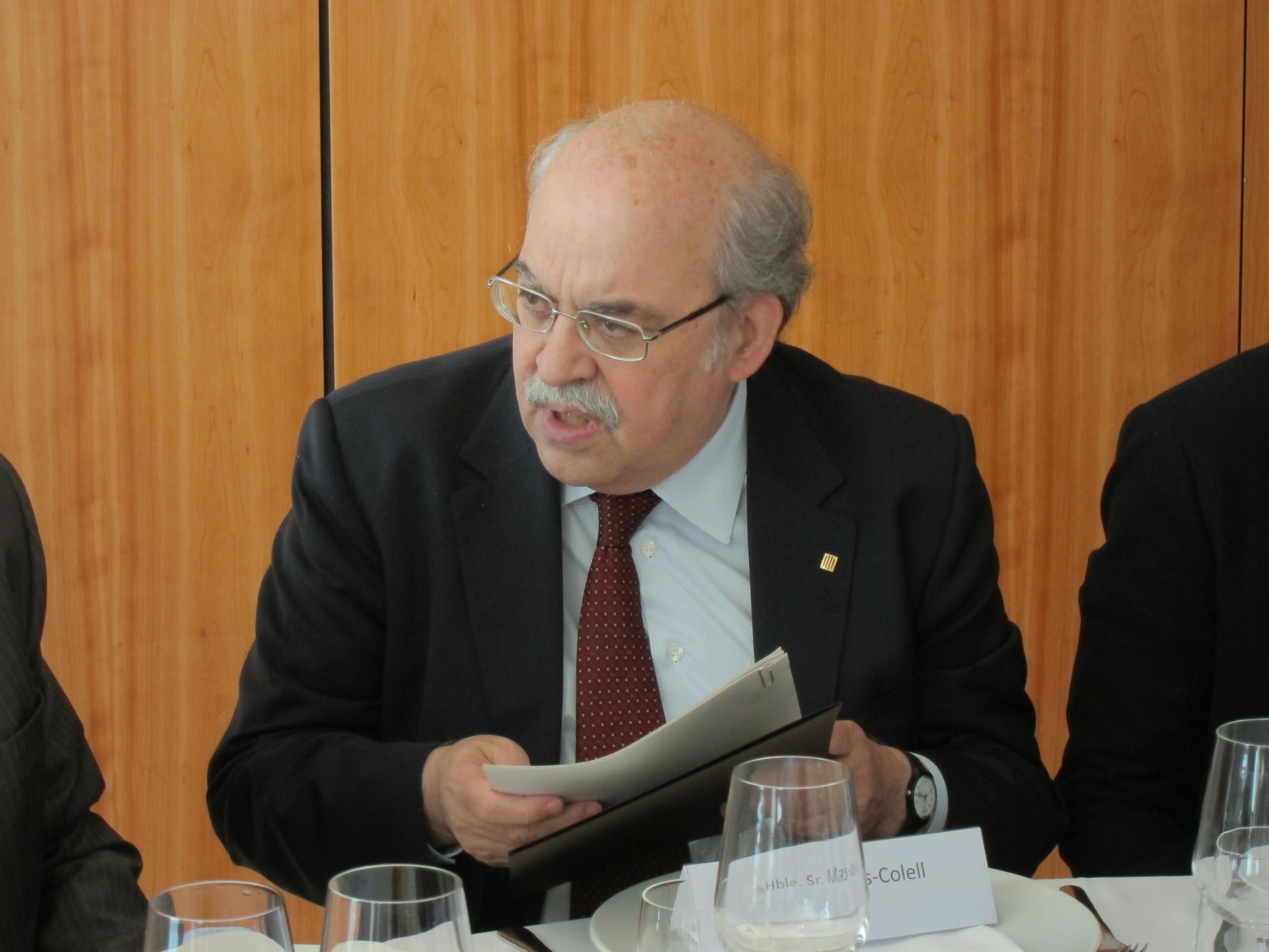 Generalitat de Cataluña cree que la Via no modificará las negociaciones económicas con el Estado