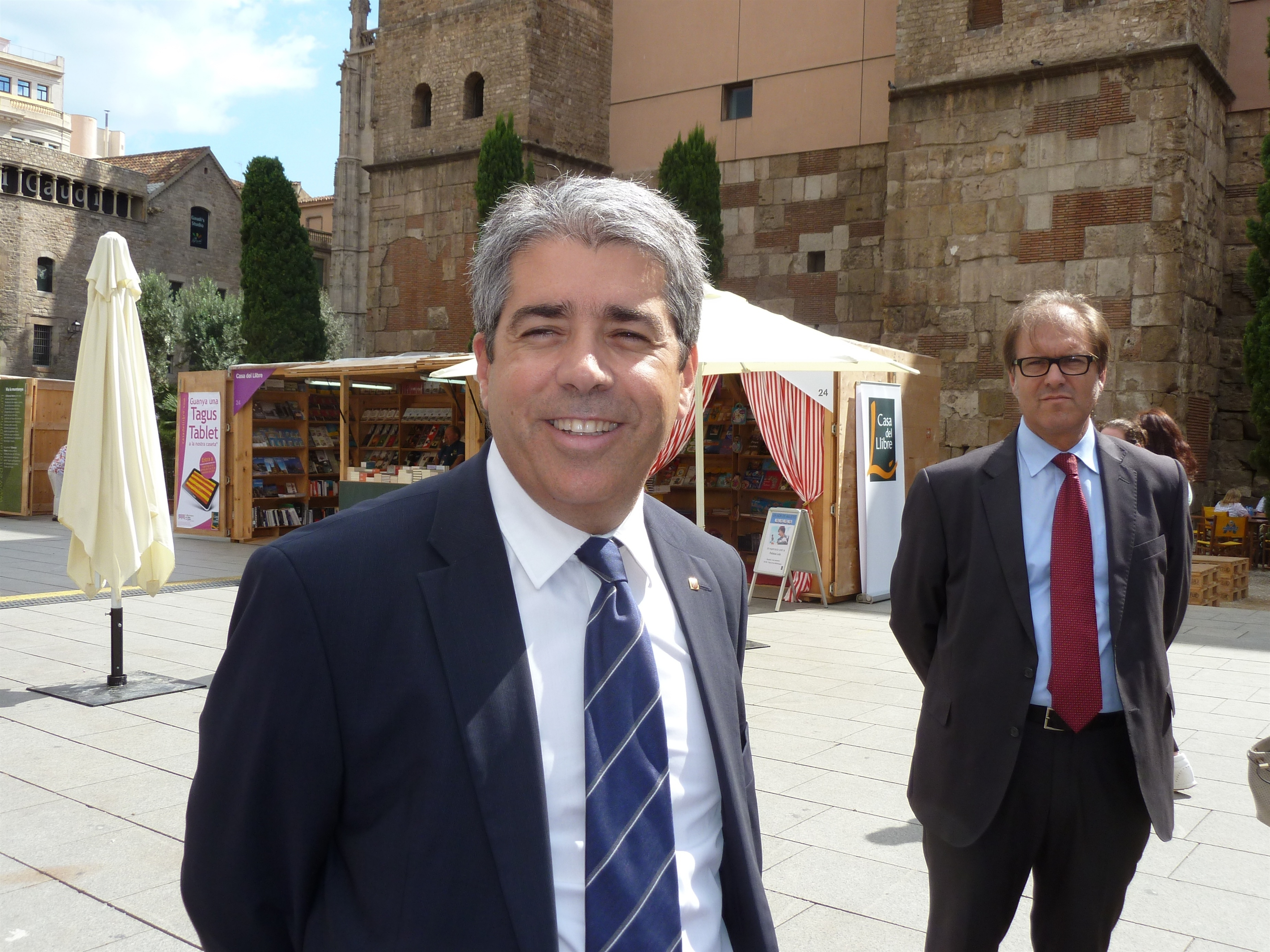 Gobierno catalán replica a Sáenz de Santamaría que la mejor forma de medir la «mayoría silenciosa» es votar