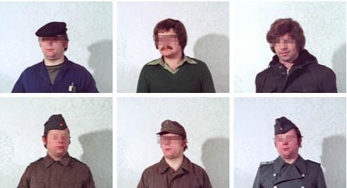 Salen a la luz las imágenes de los disfraces que utilizaban los espías de Alemania Oriental