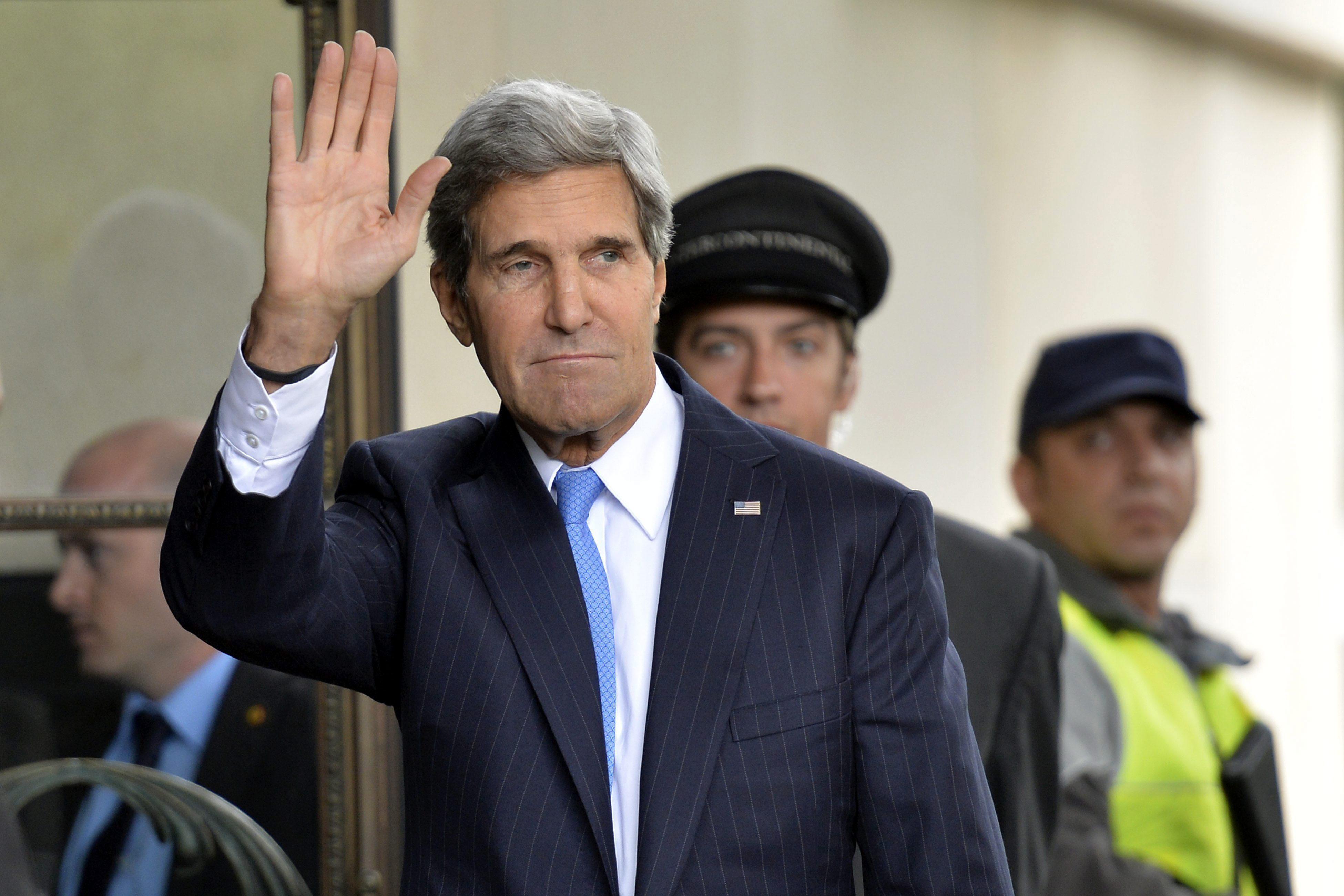 Kerry insiste en que el incumplimiento de la propuesta rusa para Siria debería acarrear «consecuencias»