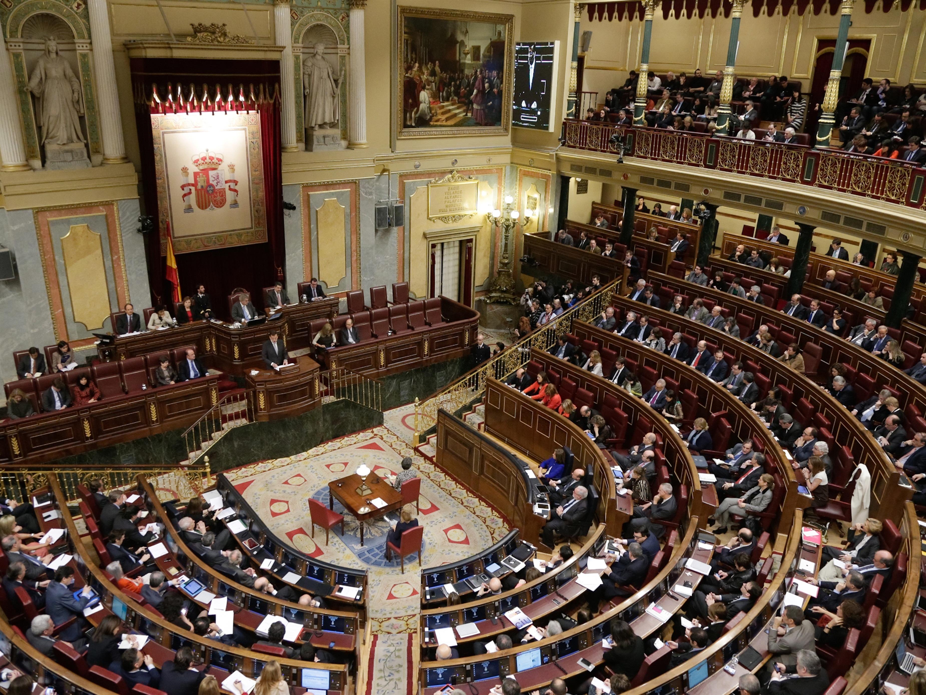 El PSOE ratifica su »no» a la Ley de Transparencia y el PP lo achaca a la «frustración» por «incapacidad» parlamentaria