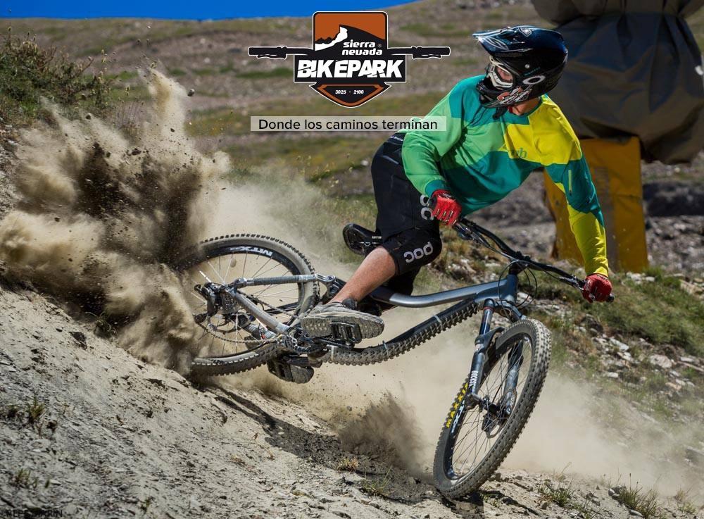 Sierra Nevada promociona su nuevo Bikepark en la feria ciclista más importante del sector
