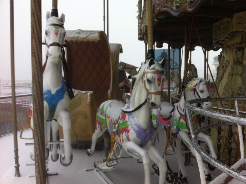 El Tibidabo registra 385.000 visitantes hasta agosto, 25.000 más que en 2012