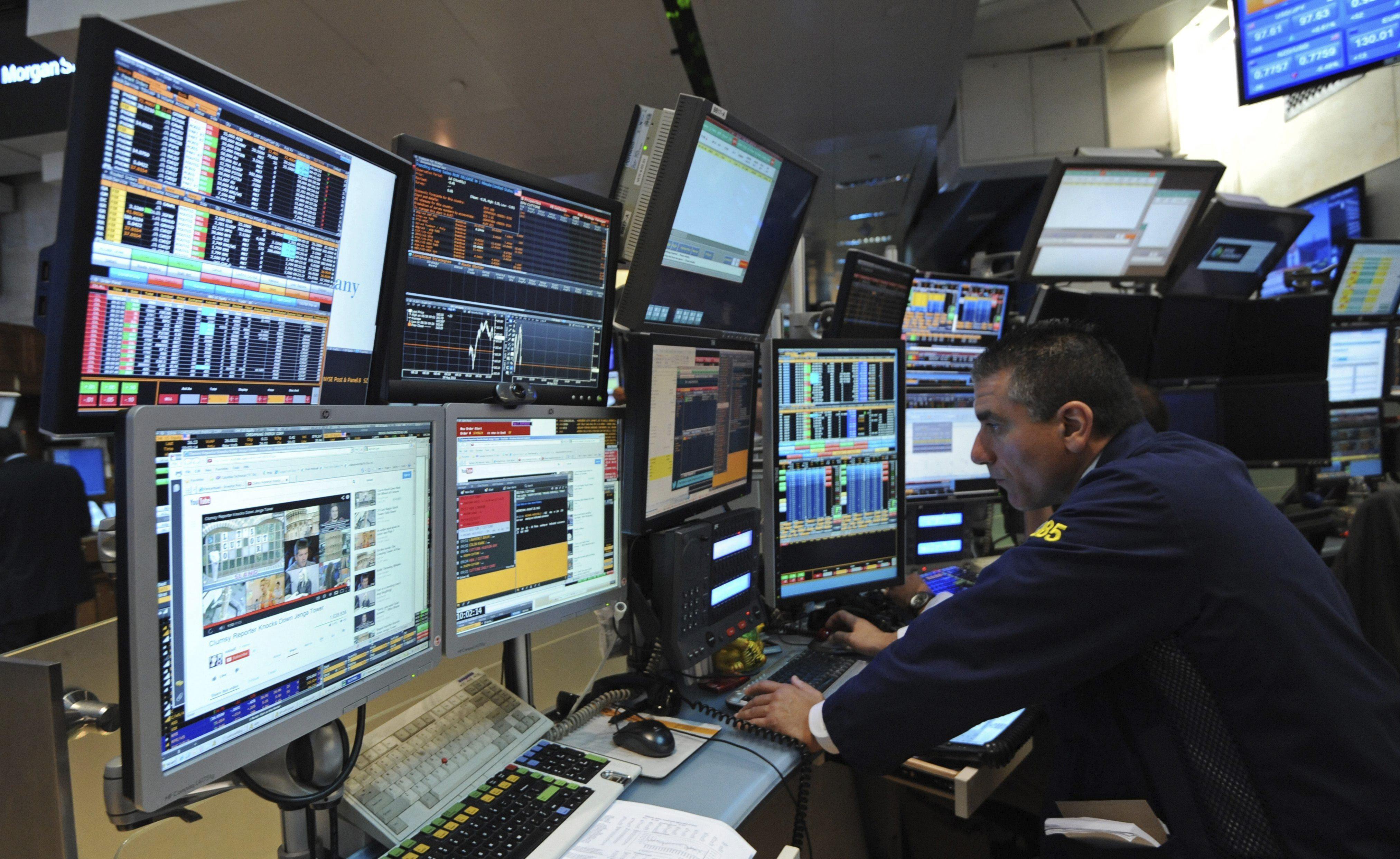 Wall Street abre sin rumbo, el Dow Jones gana un leve 0,05 por ciento