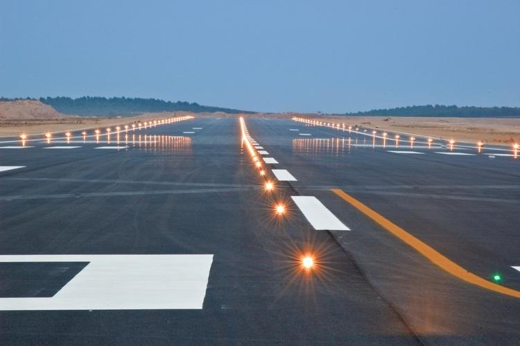 El aeropuerto de Castellón perdió 7,5 millones en 2012, un 10,57% menos