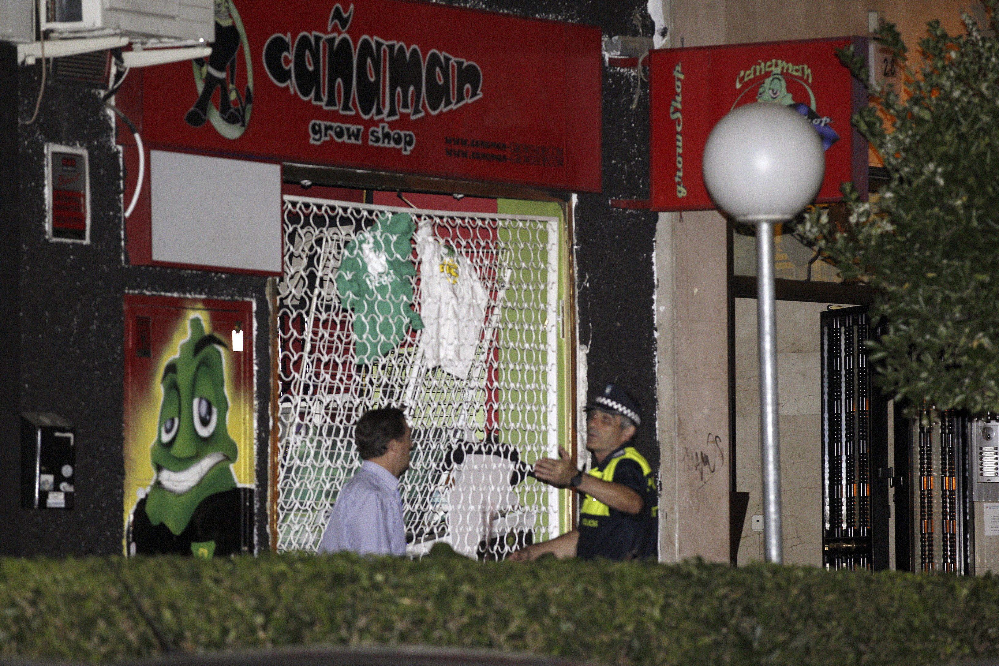La explosión de Madrid causa seis heridos, cuatro de ellos en estado crítico