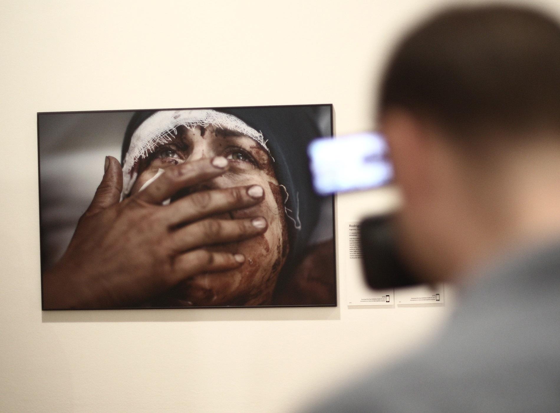 Las fotografías ganadoras del World Press Photo, en el CBA