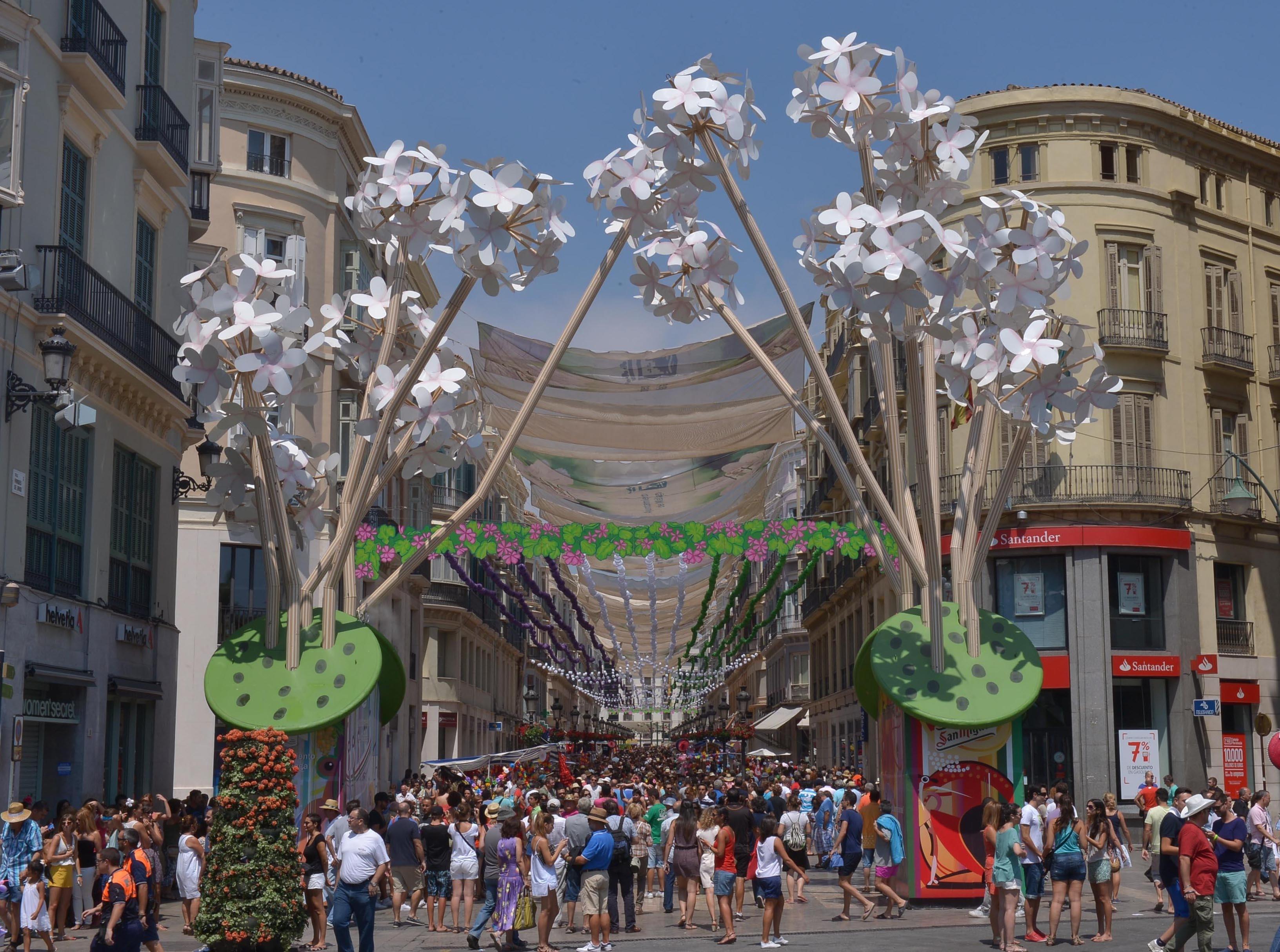 El impacto económico del turismo en Málaga durante la Feria 2013 supera los 35,7 millones de euros