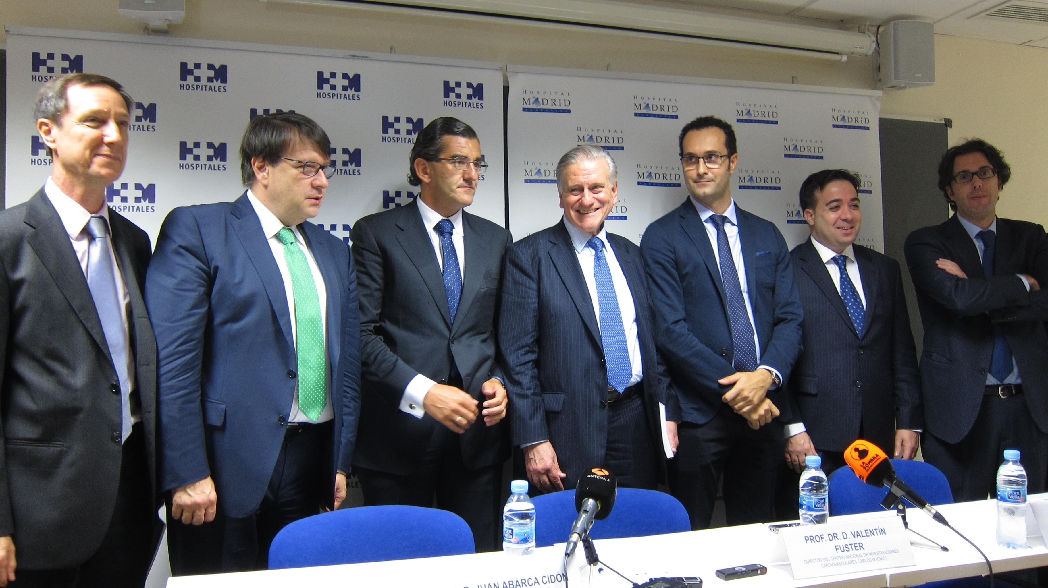 Alumnos de Medicina de CEU San Pablo podrán formarse en Hospital Monte Sinaí (EEUU) en materia cardiovascular