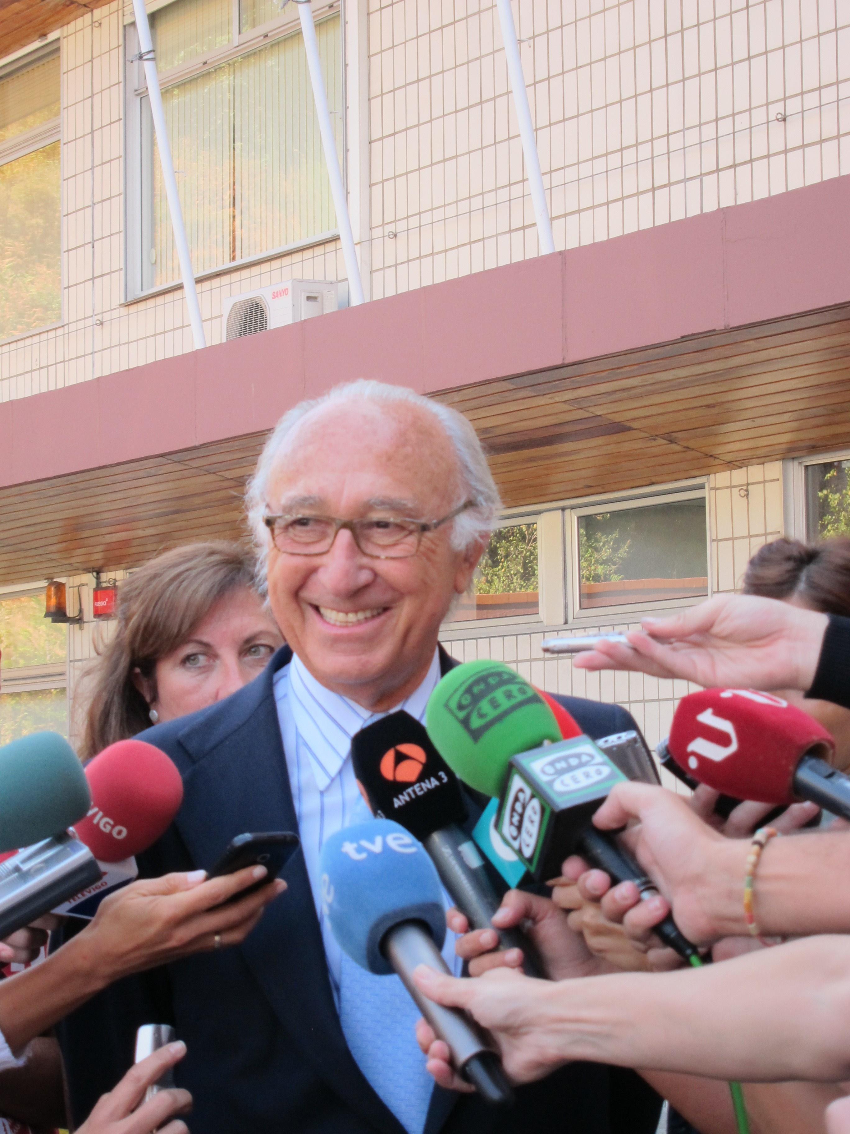 El nuevo presidente de Pescanova, Juan Manuel Urgoiti, cuenta con gran experiencia en el sector financiero