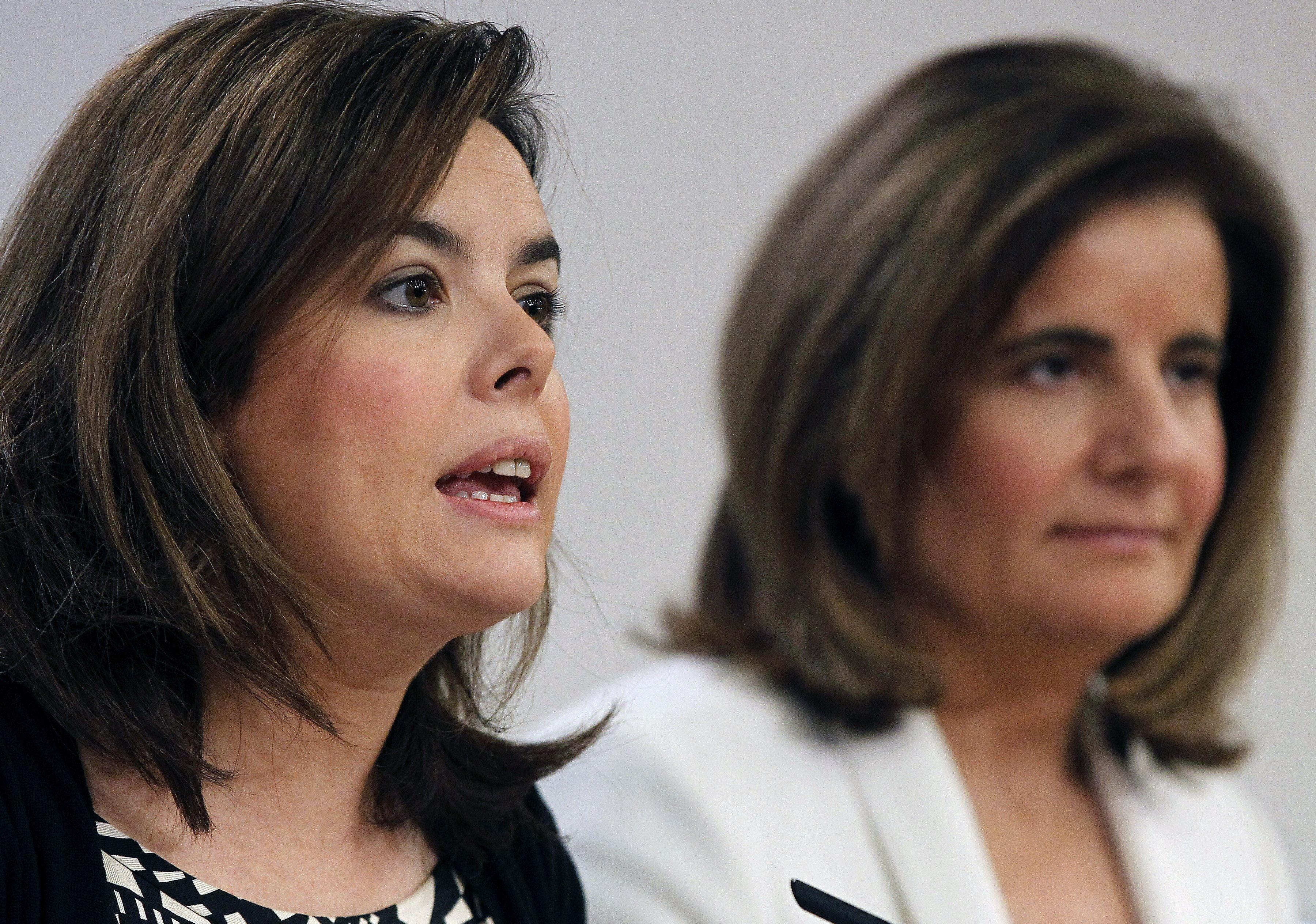 Báñez asegura que la reforma de las pensiones está abierta a aportaciones