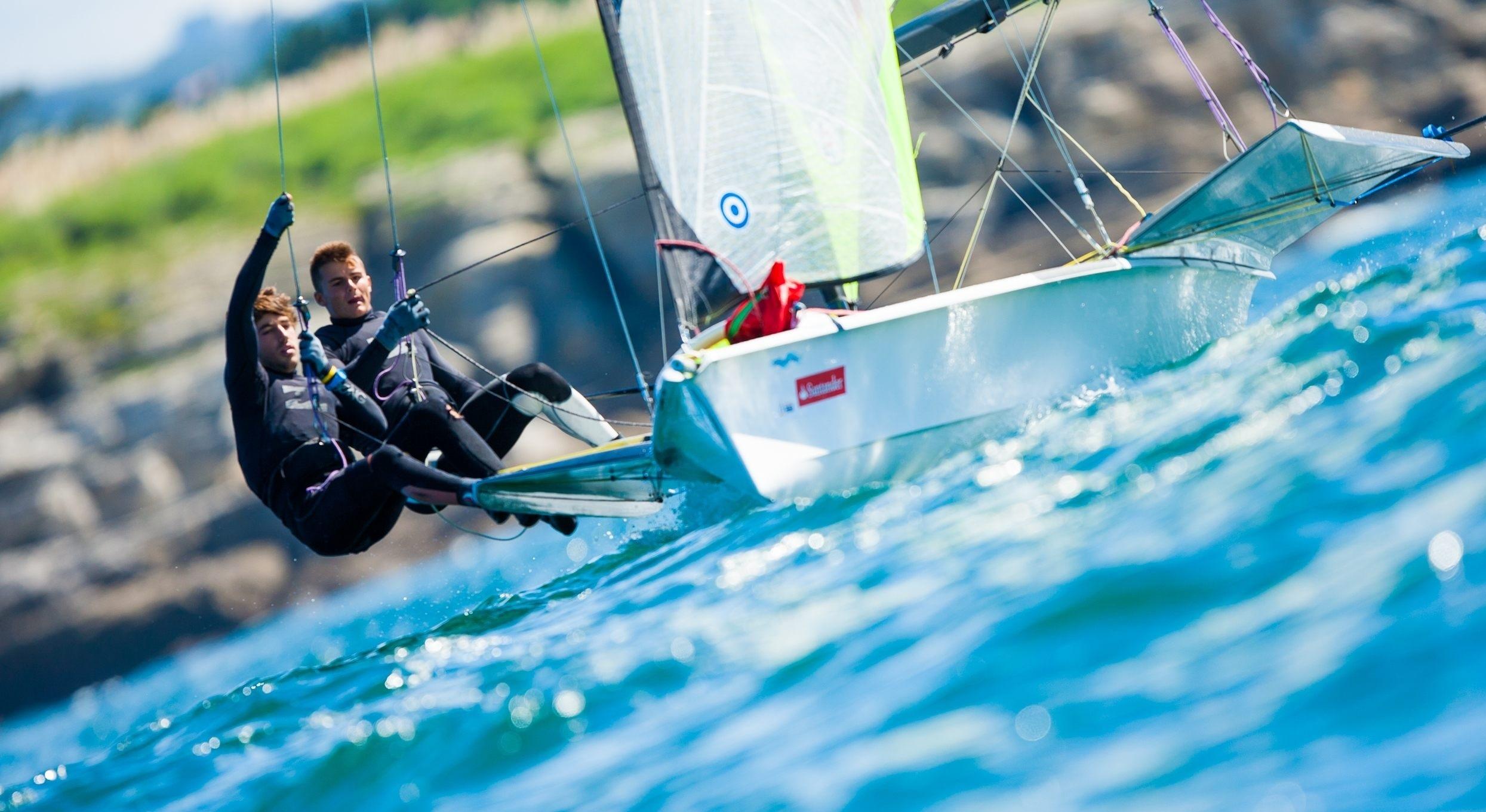 Botín y Turrado acarician el triunfo final en el 'Trofeo Ciudad de Santander'