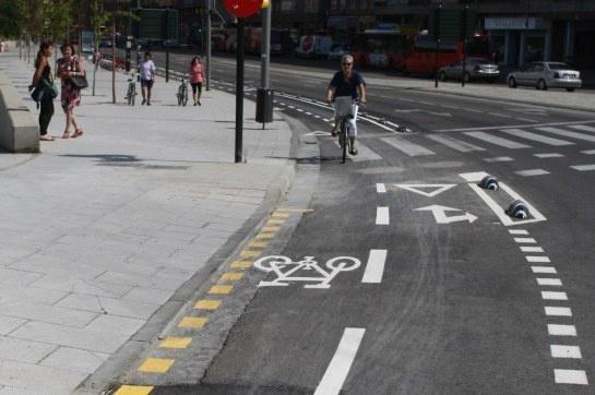 Las Palmas de Gran Canaria comienza la Semana Europea de la Movilidad con la mejora del carril-bici de Alcaravaneras