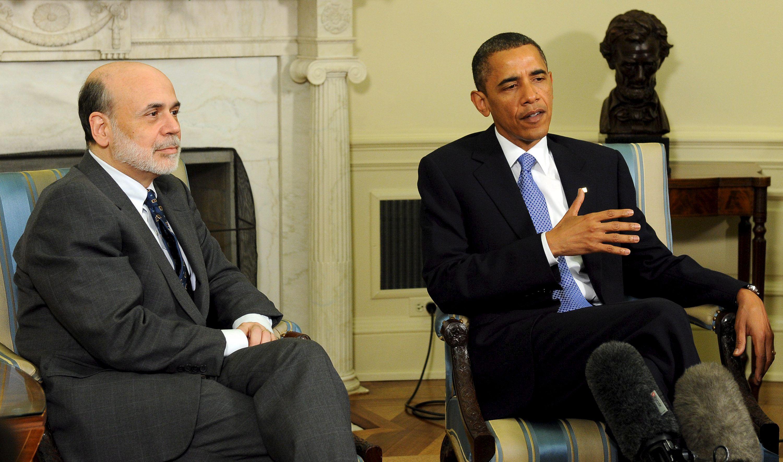 La Casa Blanca niega que Obama haya decidido ya quién sucederá a Bernanke