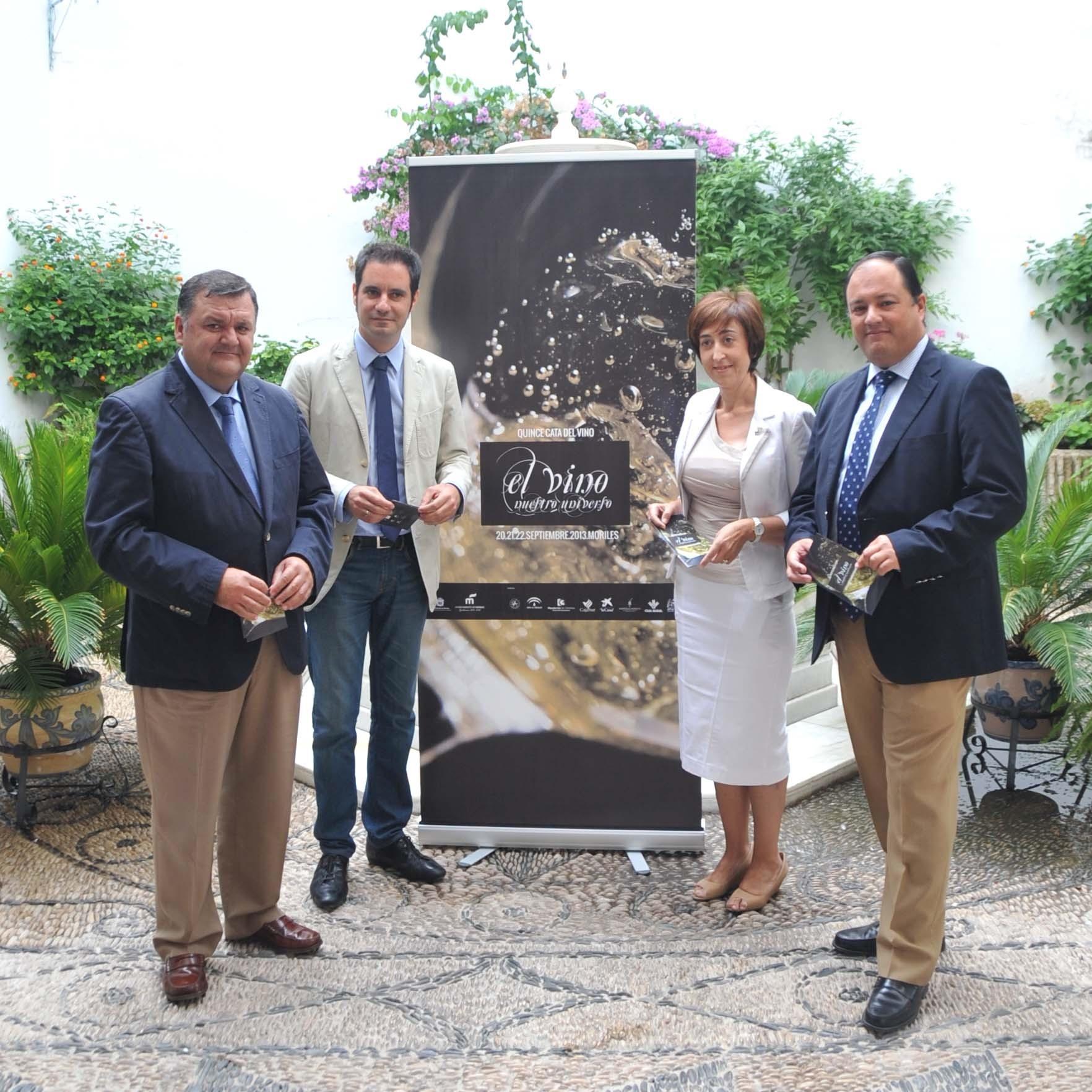 La Cata del Vino Moriles celebra su XV edición profundizando en la profesionalización del sector