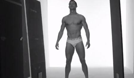 Cristiano Ronaldo diseña sus propios calzoncillos