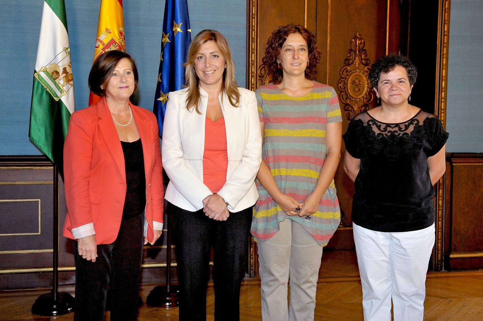 Díaz presidirá el Consejo Andaluz de Participación de las Mujeres para reforzar su apuesta por la igualdad de género