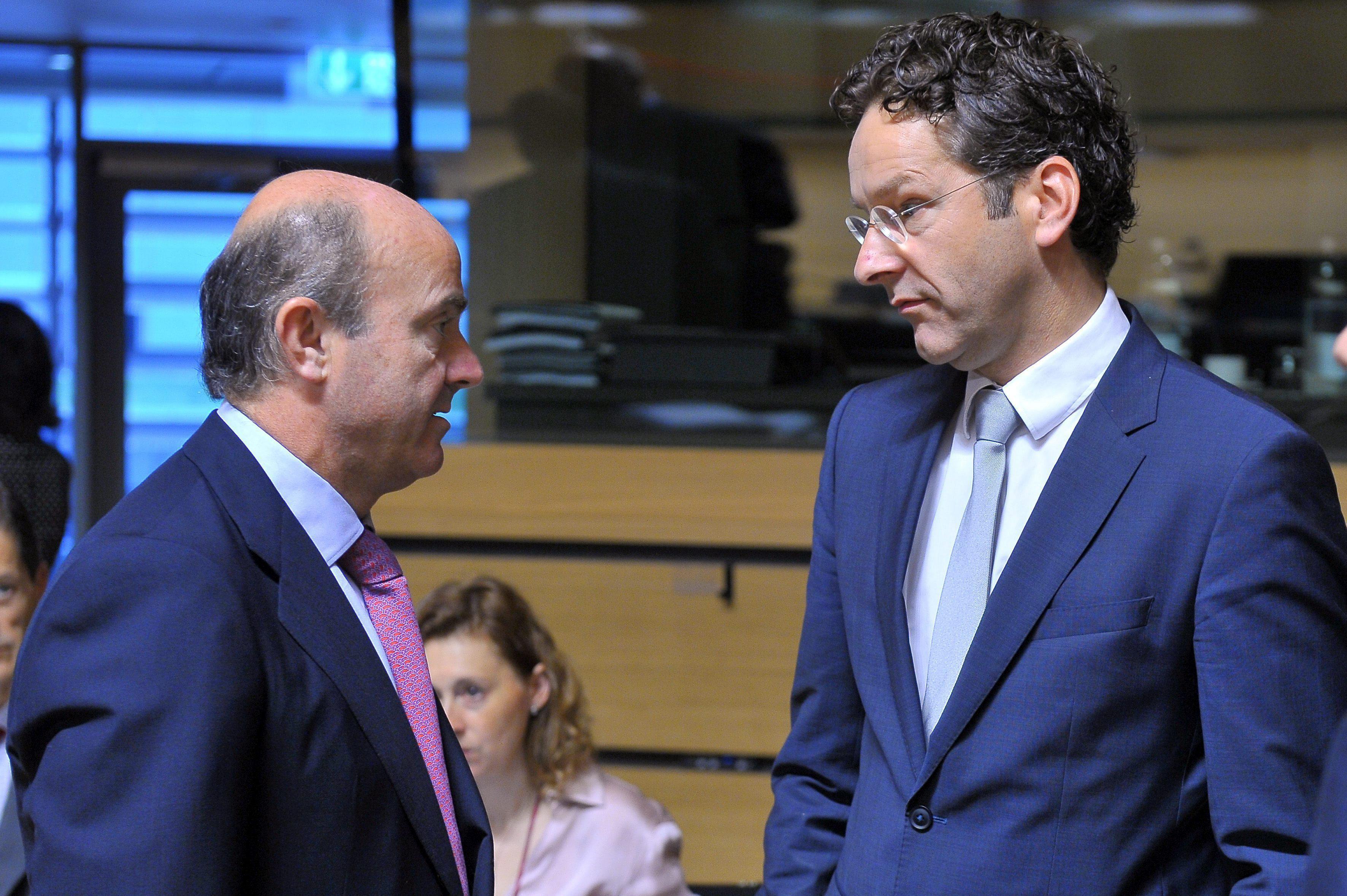 Los ministros de Finanzas de la UE hacen balance de la mejora económica