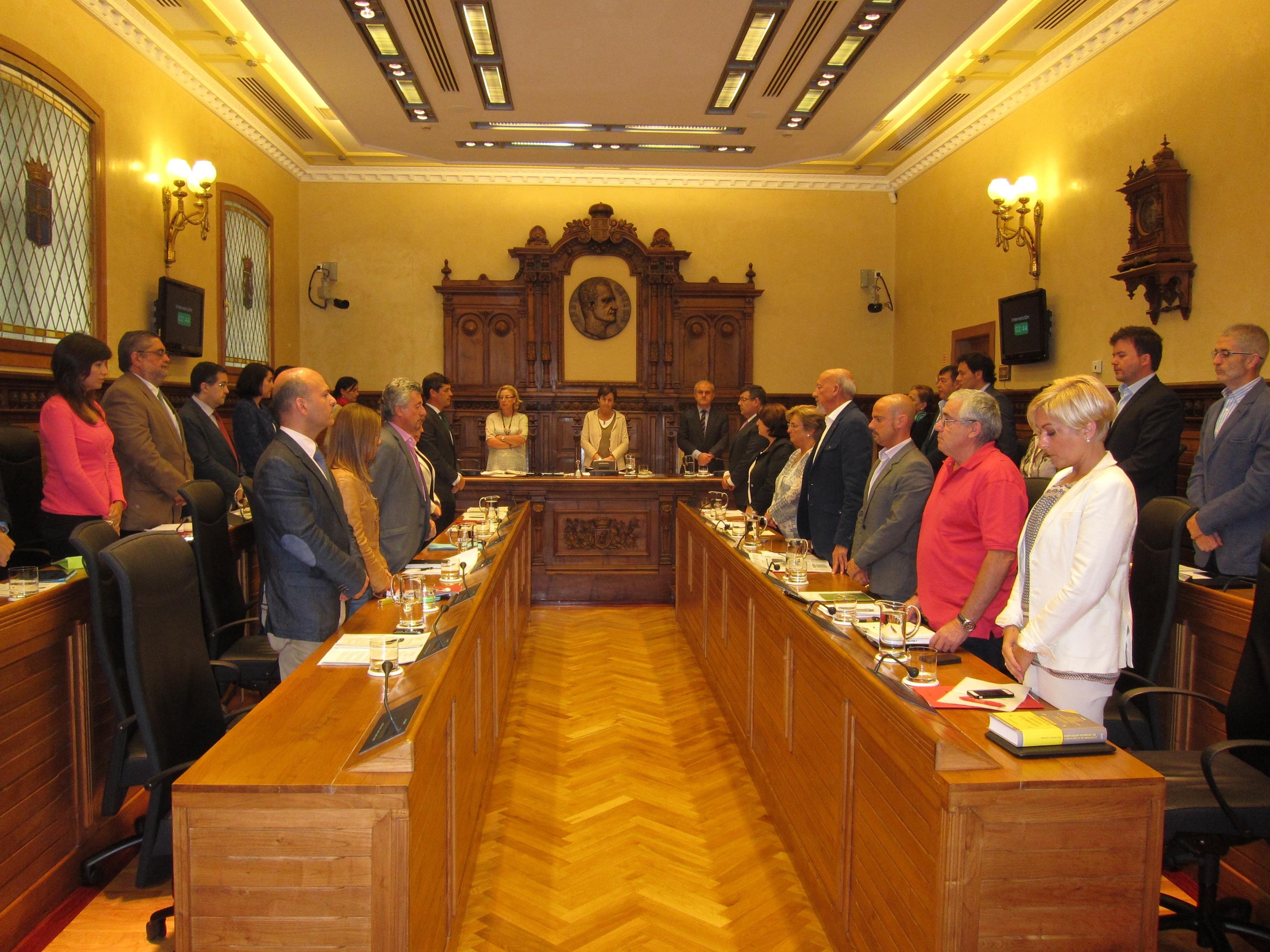 Foro logra el apoyo del PP para sacar adelante la modificación presupuestaria rechazada en agosto