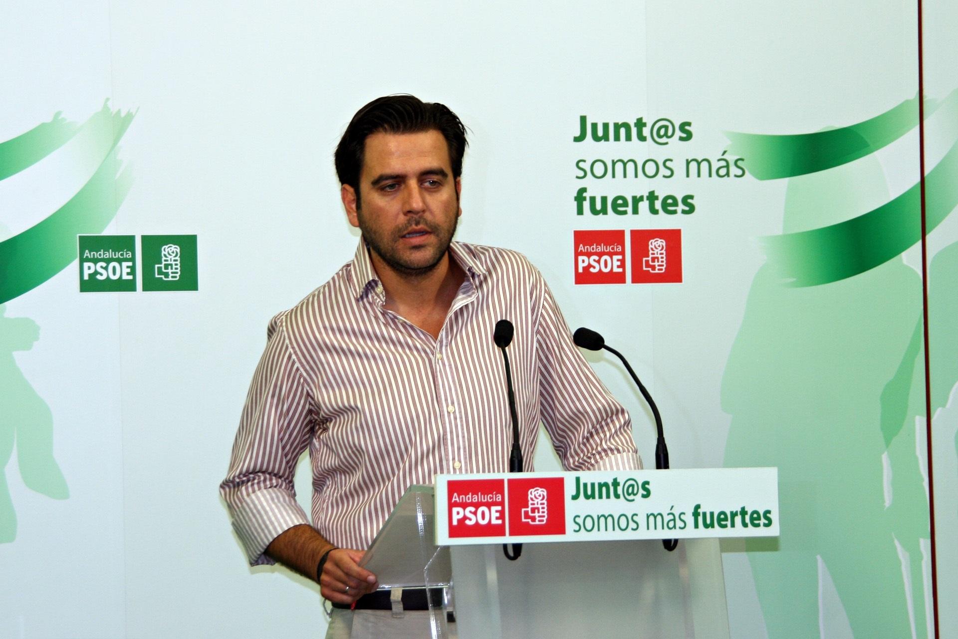 González (PSOE) insiste en pedir la dimisión de Romaní tras su imputación en el »caso Quality Food»
