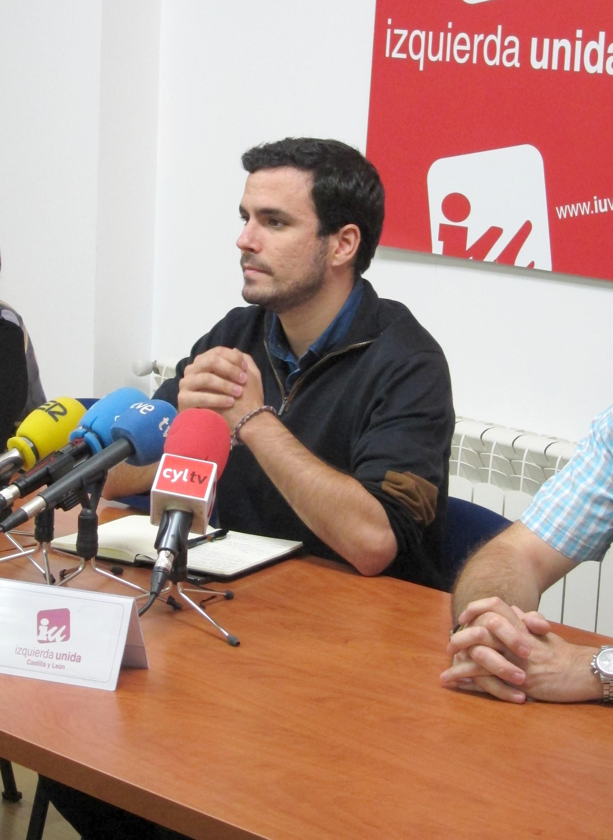 IU apuesta por imitar y ampliar el modelo de Izquierda Plural en los comicios europeos para «superar al PSOE»