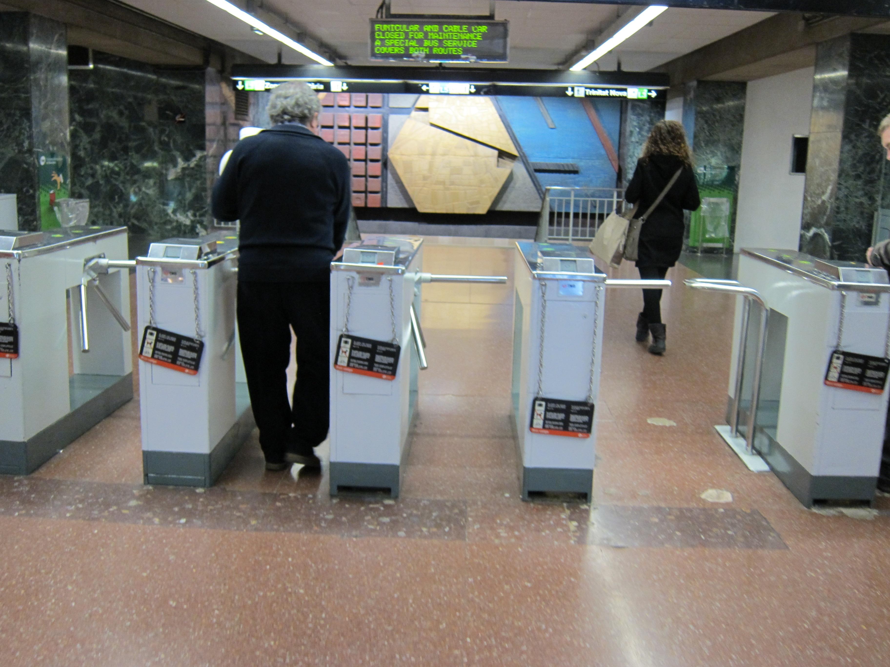 Detenido en Madrid un violador en serie que elegía a sus víctimas en el metro