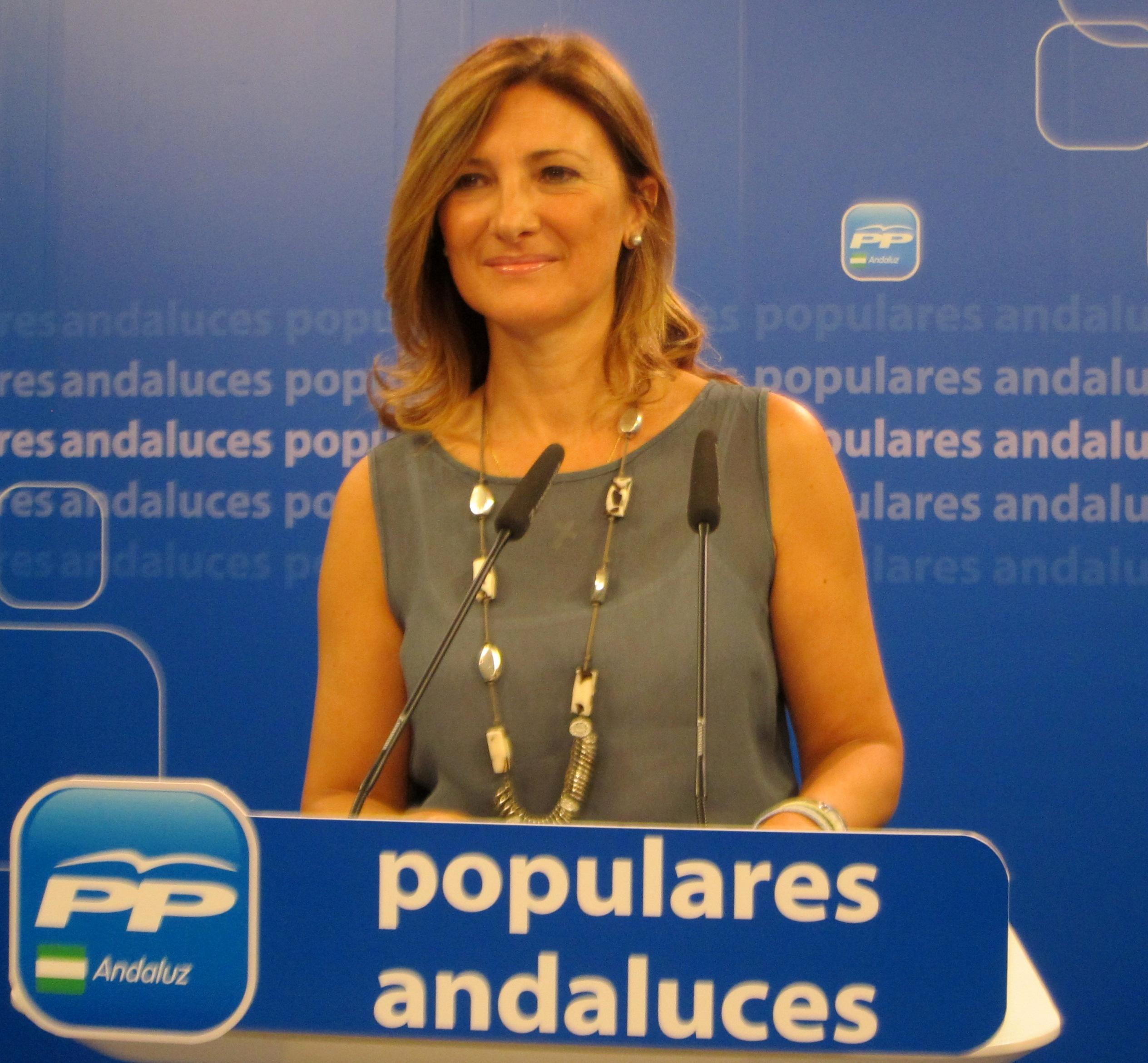 PP-A reta a Díaz a ser «coherente» y a «defender» desde la Junta a los andaluces y no «a imputados»