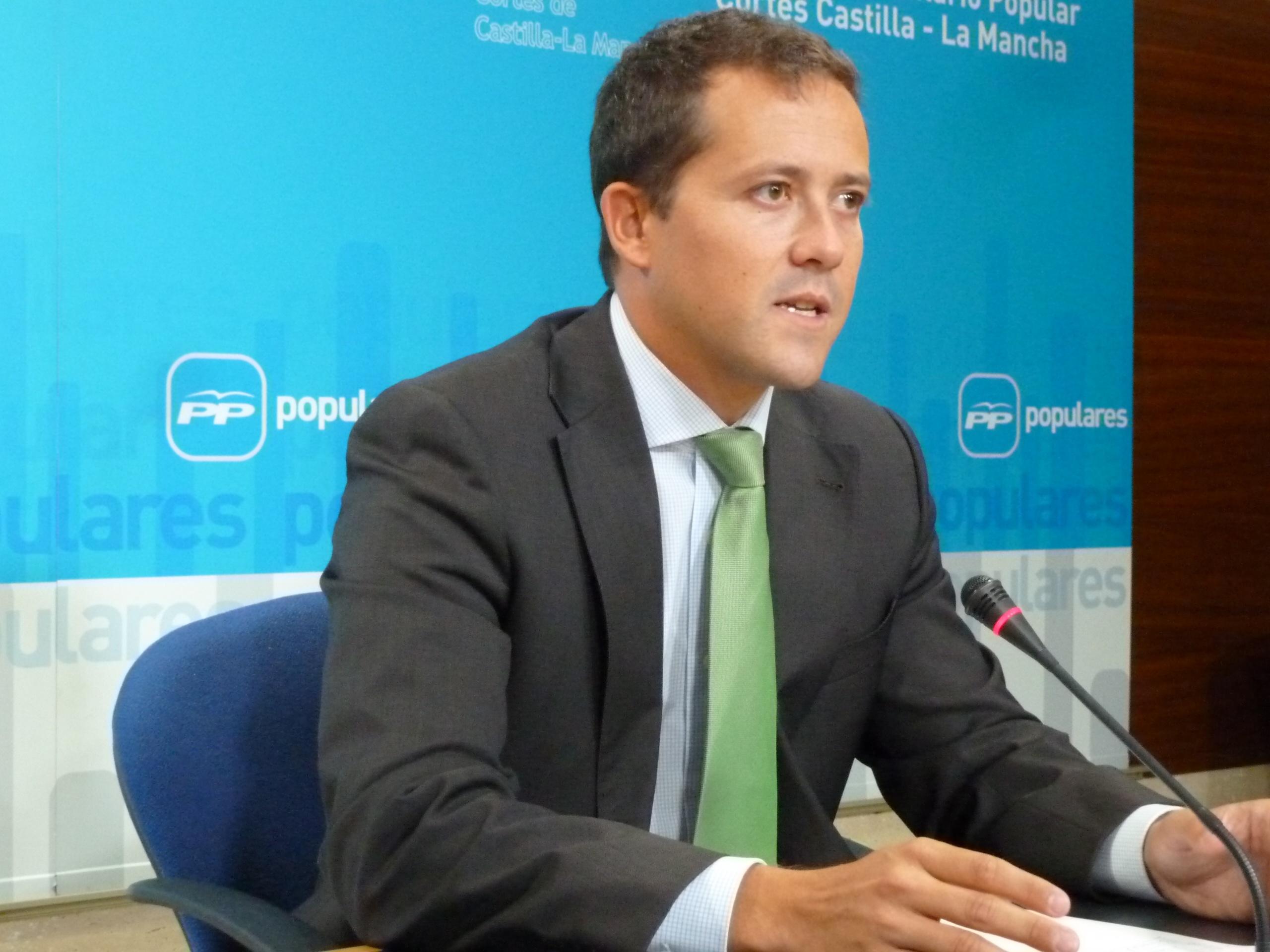 PP C-LM lamenta que el PSOE se esté dedicando «a alarmar con insinuaciones y rumorología» acerca de la sanidad