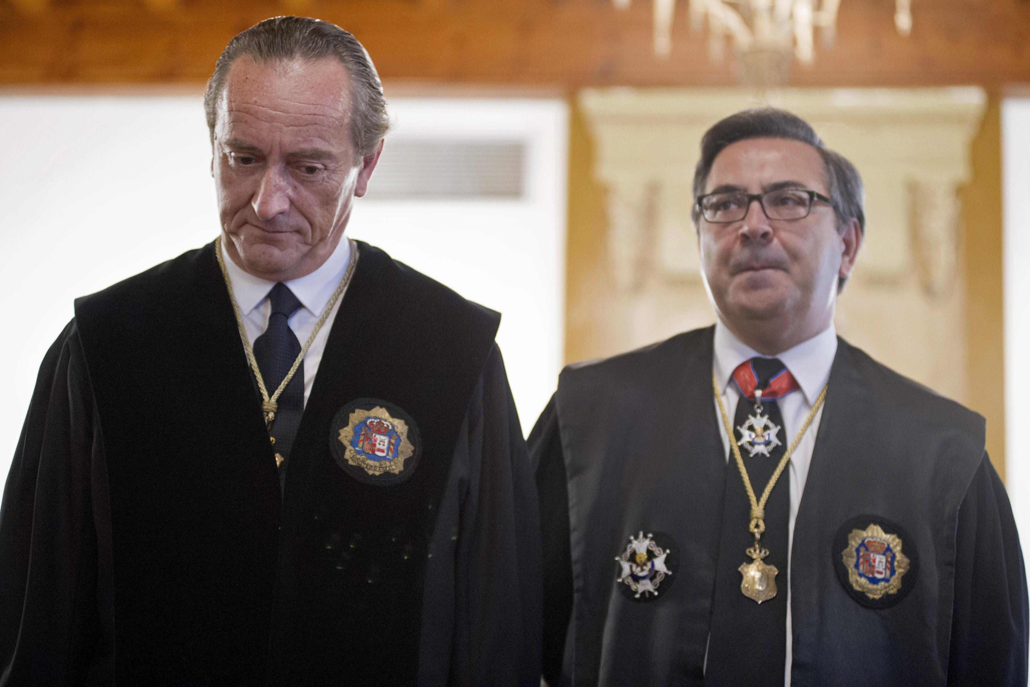 Torres-Dulce anuncia la aprobación definitiva del »Libro Blanco» de la Fiscalía