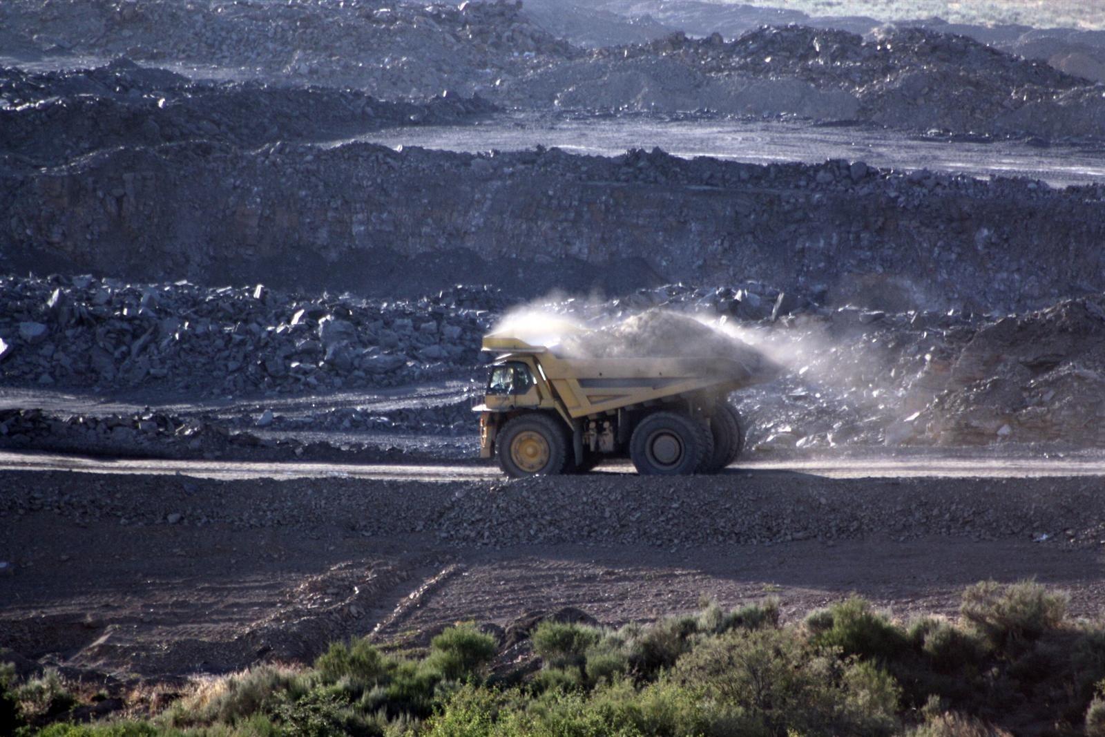UGT dice que la negociación del carbón con Industria está al 96%, solo pendiente de bajas y prejubilaciones