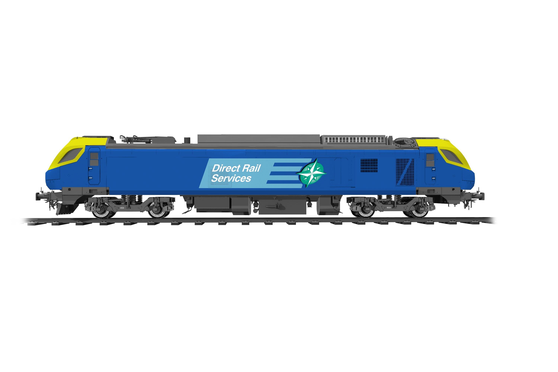 Vossloh fabricará en Valencia diez locomotoras para un operador ferroviario británico