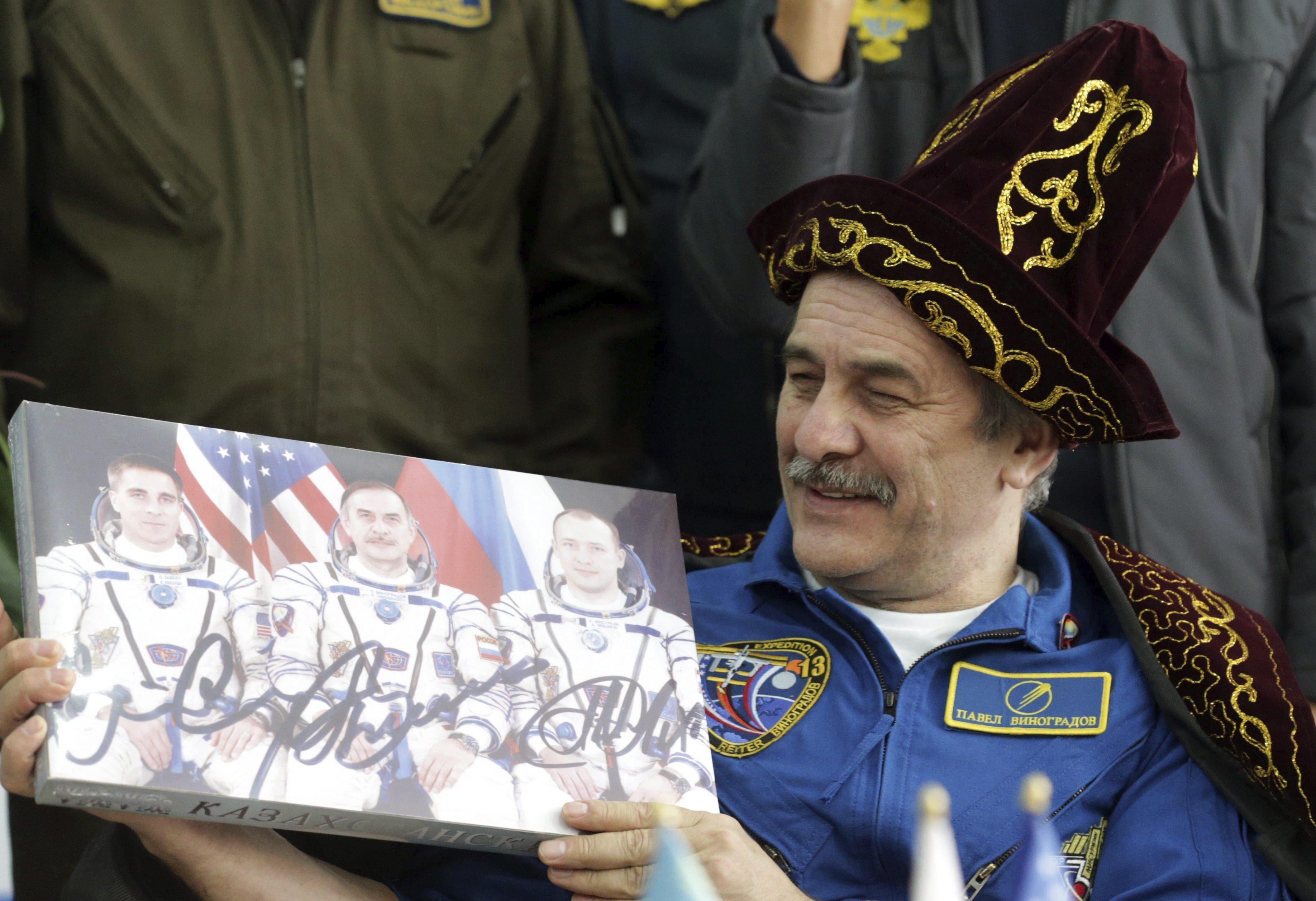 Los astronautas regresaron «a ciegas» a la Tierra tras un fallo en la Soyuz
