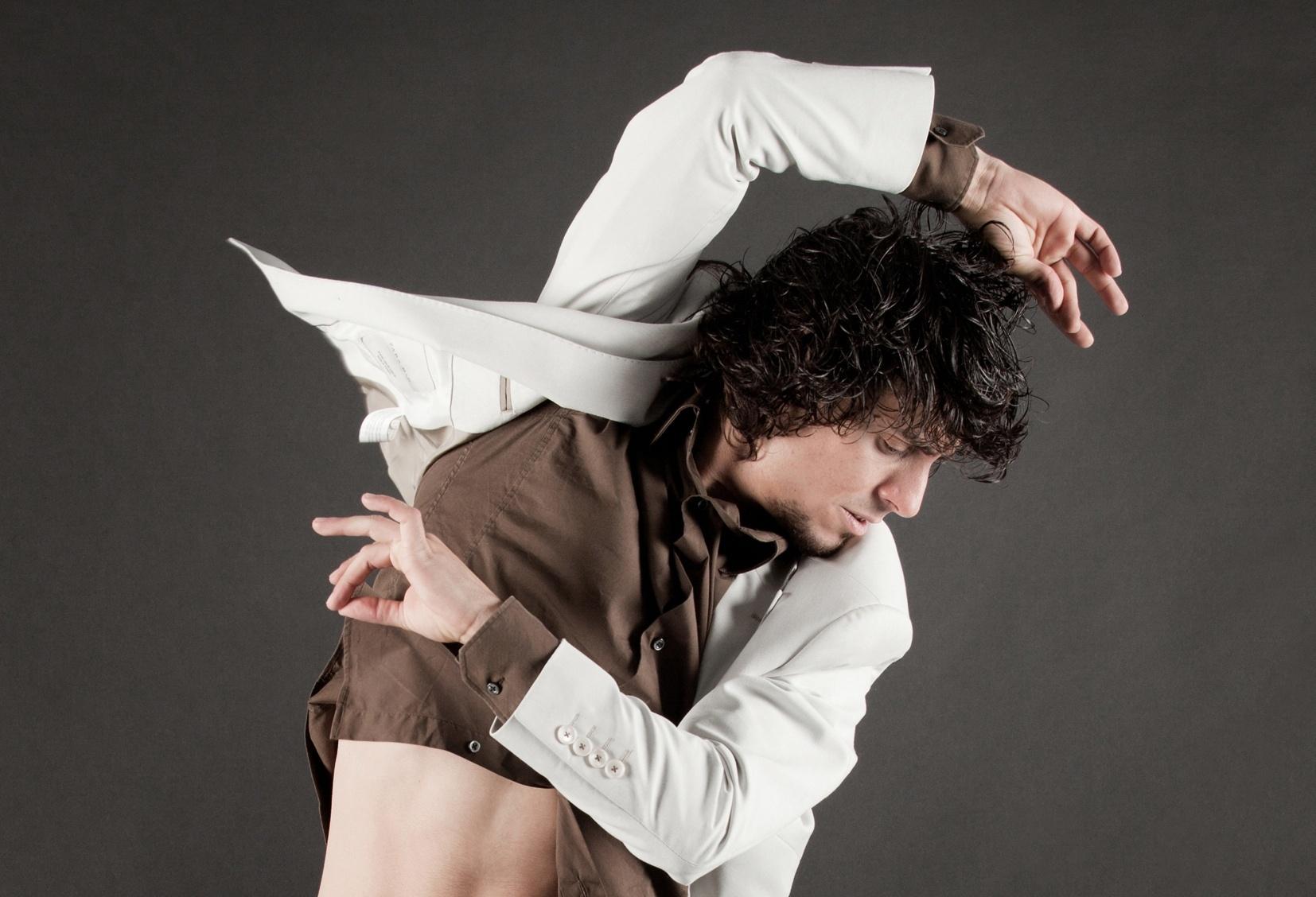 El »bailador» Jesús Carmona estrena en el Teatro Sanpol su último montaje »7 balcones»