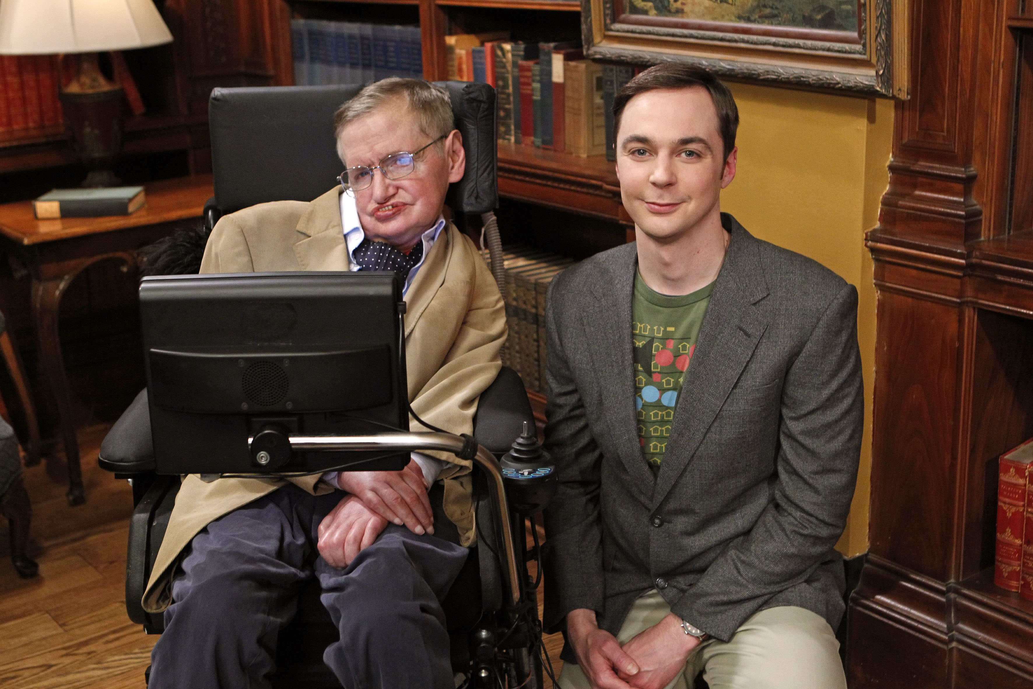 Maratón de cameos de »The Big Bang Theory»