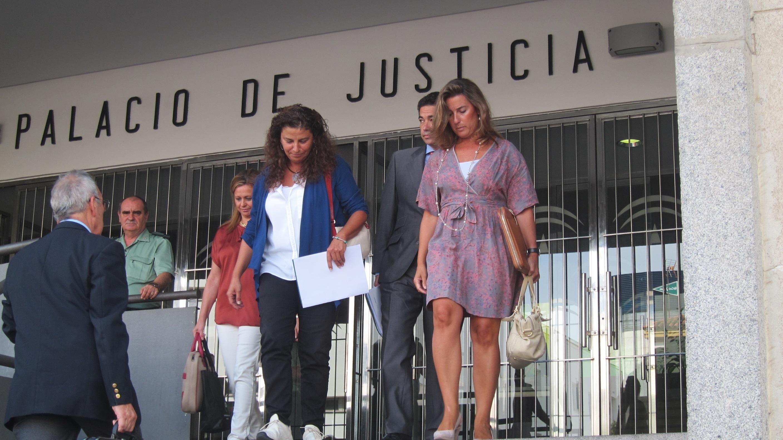 La directora andaluza de Minas declara por el caso Matsa y su letrado muestra respeto a la decisión del juez