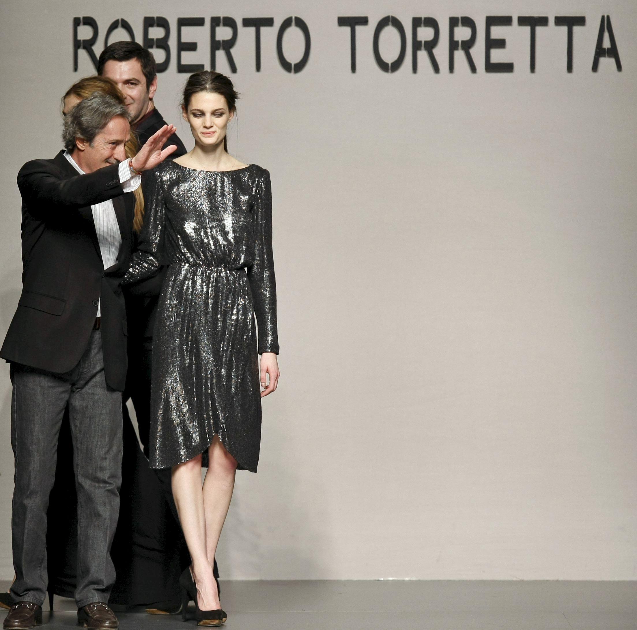 Los diseños de Torreta para primavera verano 2014 abren la pasarela de Madrid