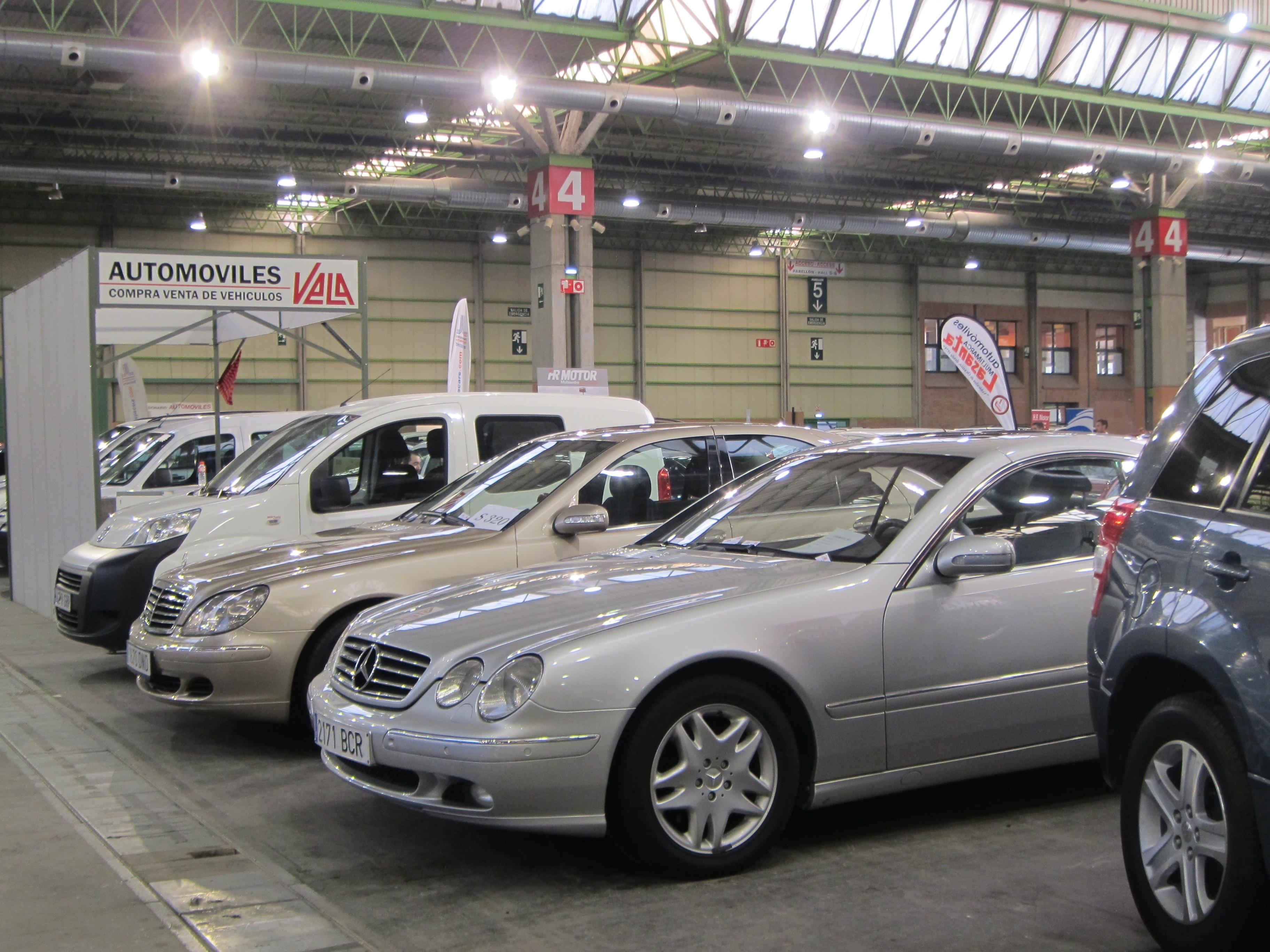 Las ventas de coches usados crecen un 7,6% en lo que va de año en Asturias