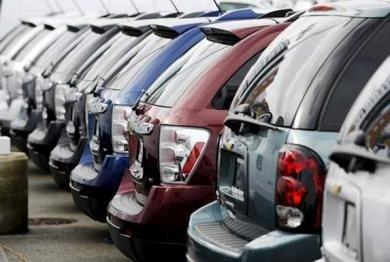 Las ventas de coches usados crecen un 6% en lo que va de año en Murcia