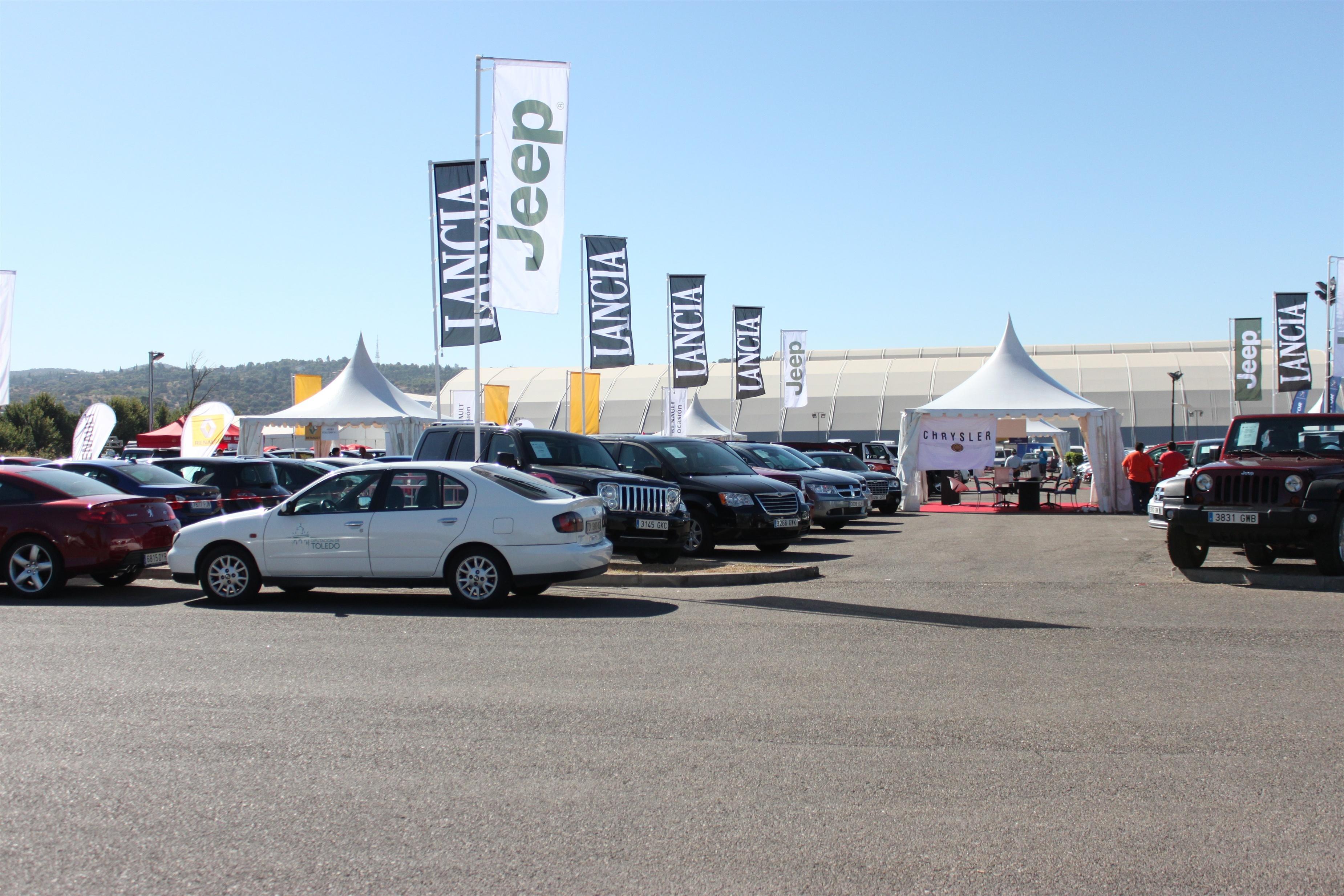 Las ventas de coches usados crecen un 8,4% en lo que va de año en la Comunitat hasta alcanzar las 107.822 transferencias